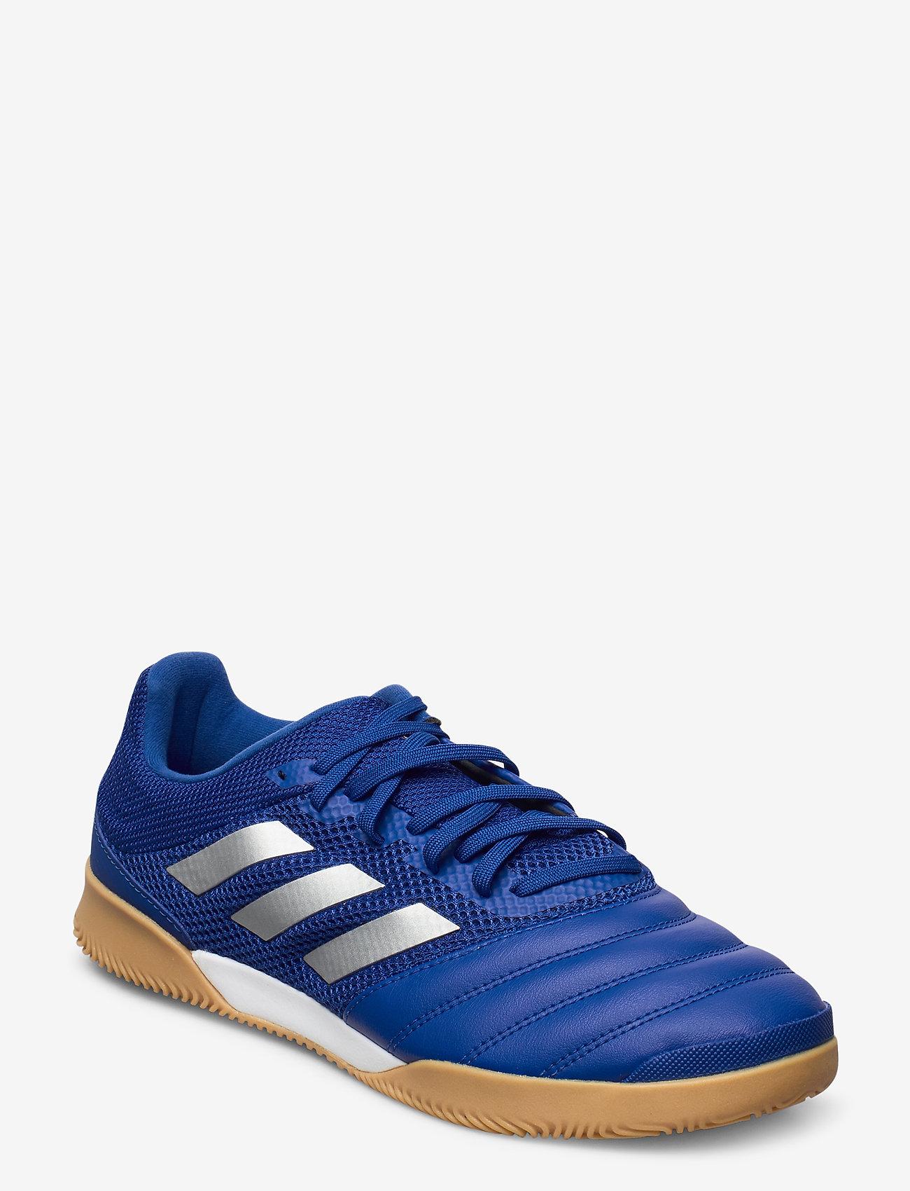 adidas Performance - COPA 20.3 IN SALA - fodboldsko - royblu/silvmt/royblu - 0