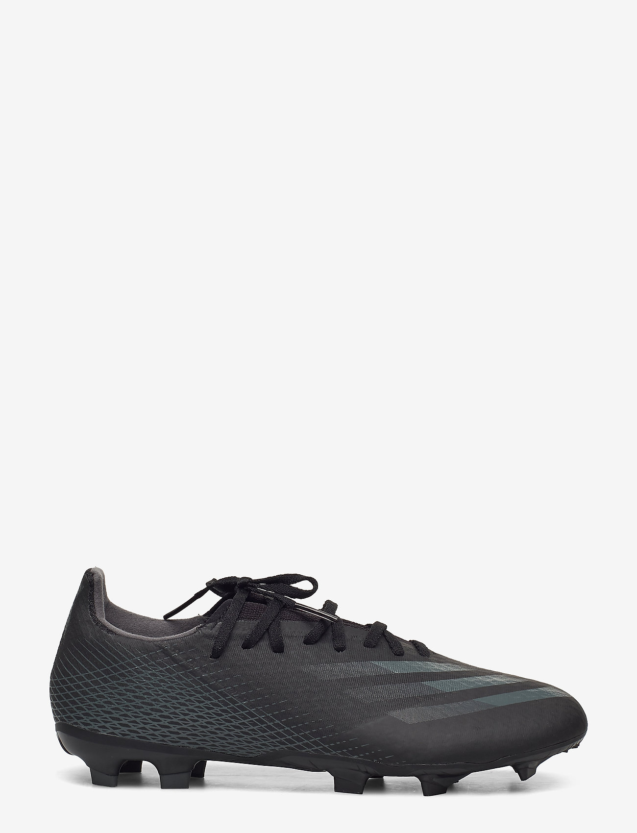 adidas Performance - X GHOSTED.3 FG - fotbollsskor - cblack/cblack/gresix - 1