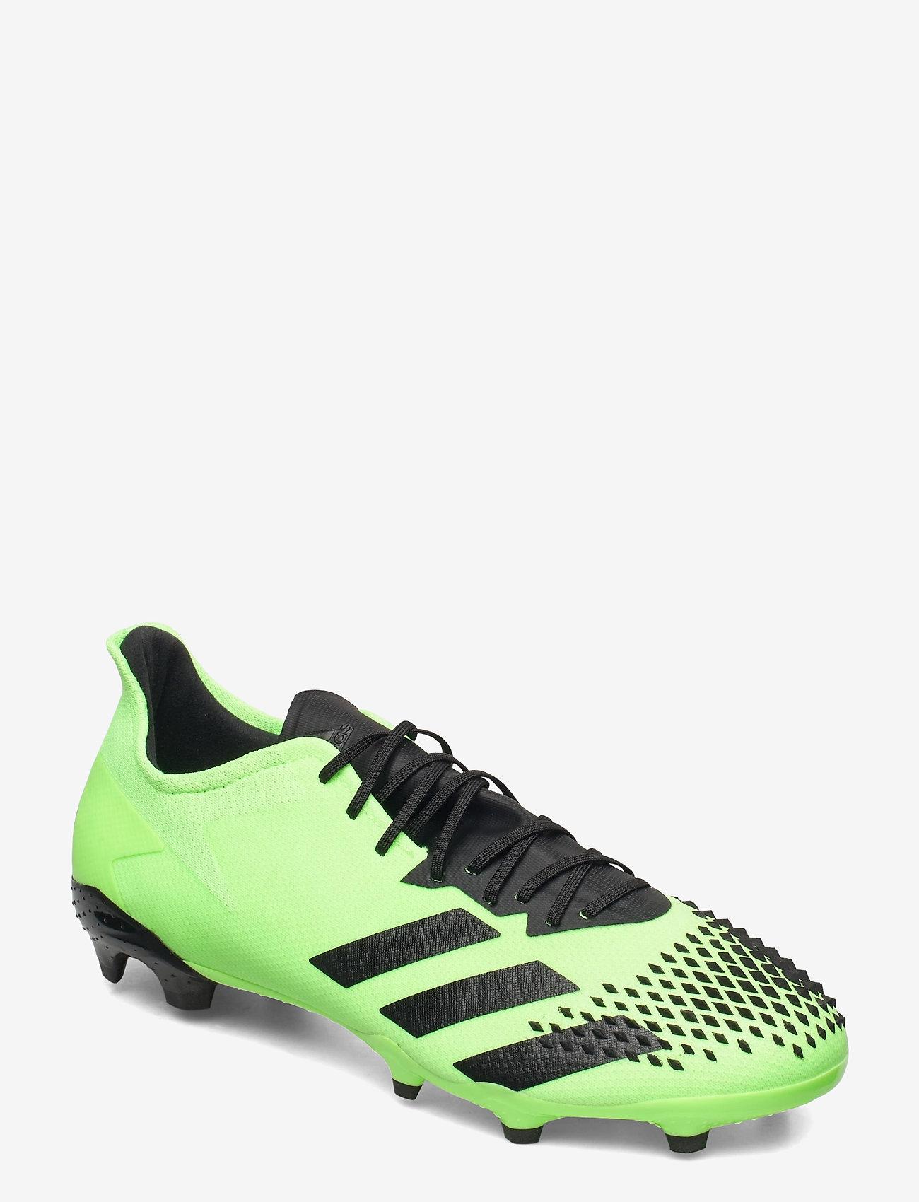 adidas Performance - PREDATOR 20.2 FG - fodboldsko - siggnr/ftwwht/cblack - 0