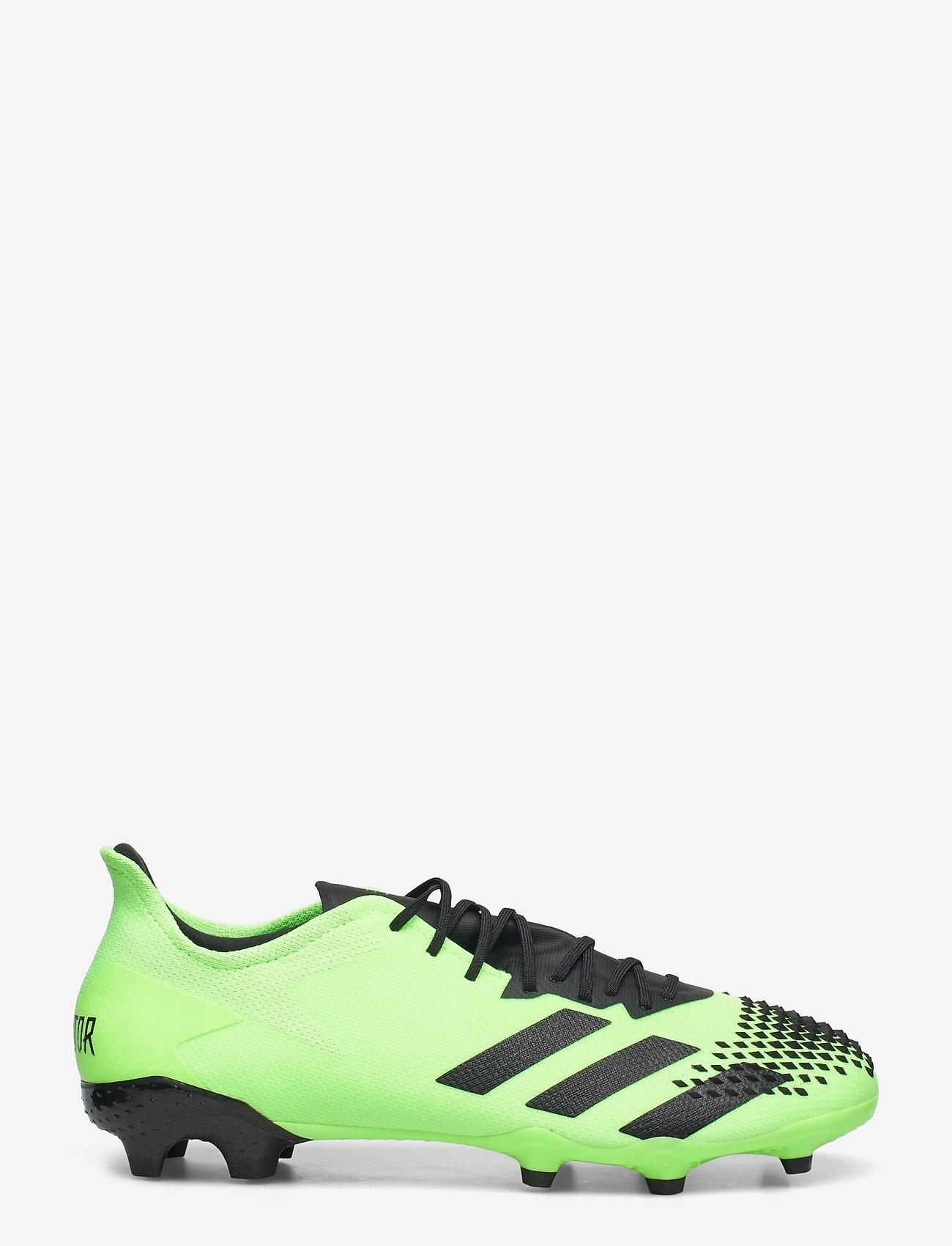 adidas Performance - PREDATOR 20.2 FG - fodboldsko - siggnr/ftwwht/cblack - 1