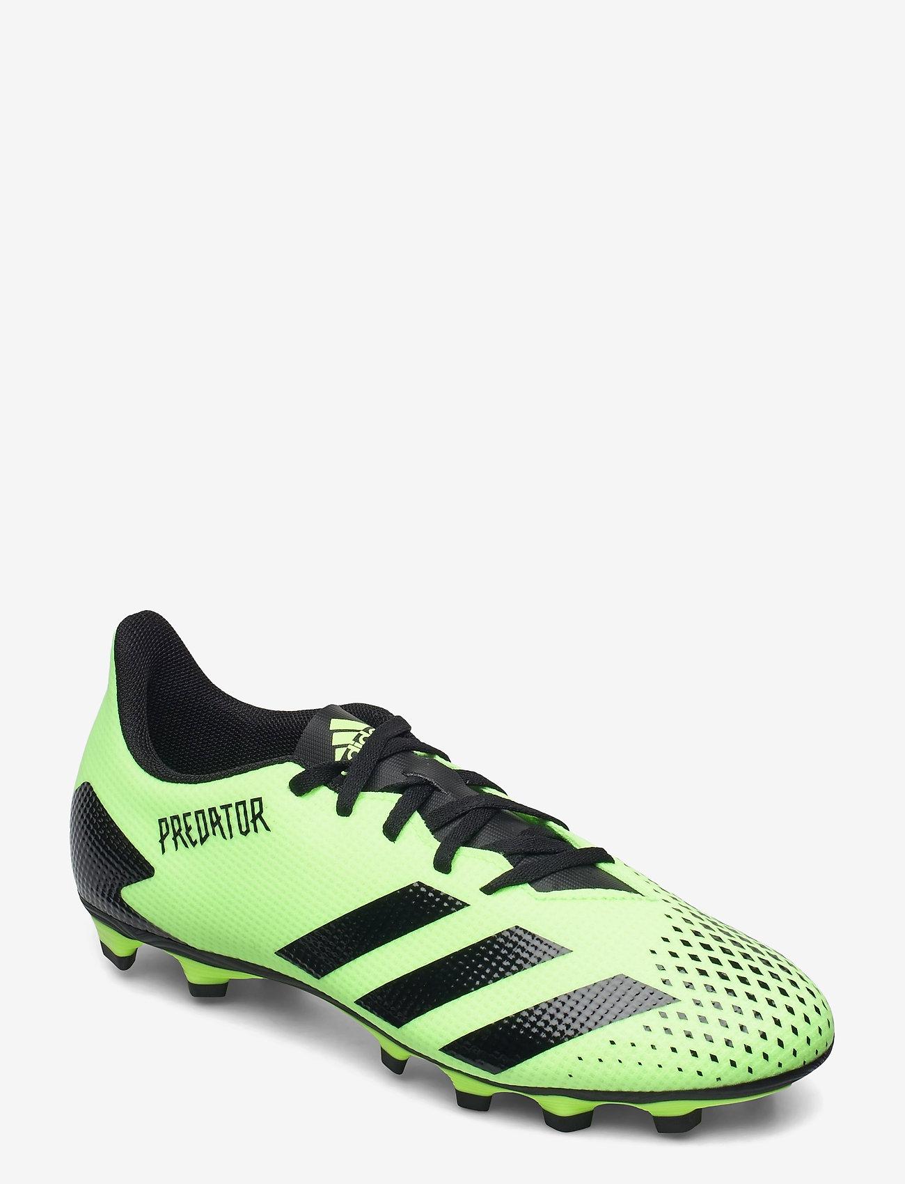 adidas Performance - PREDATOR 20.4 FxG - fodboldsko - siggnr/cblack/siggnr - 0