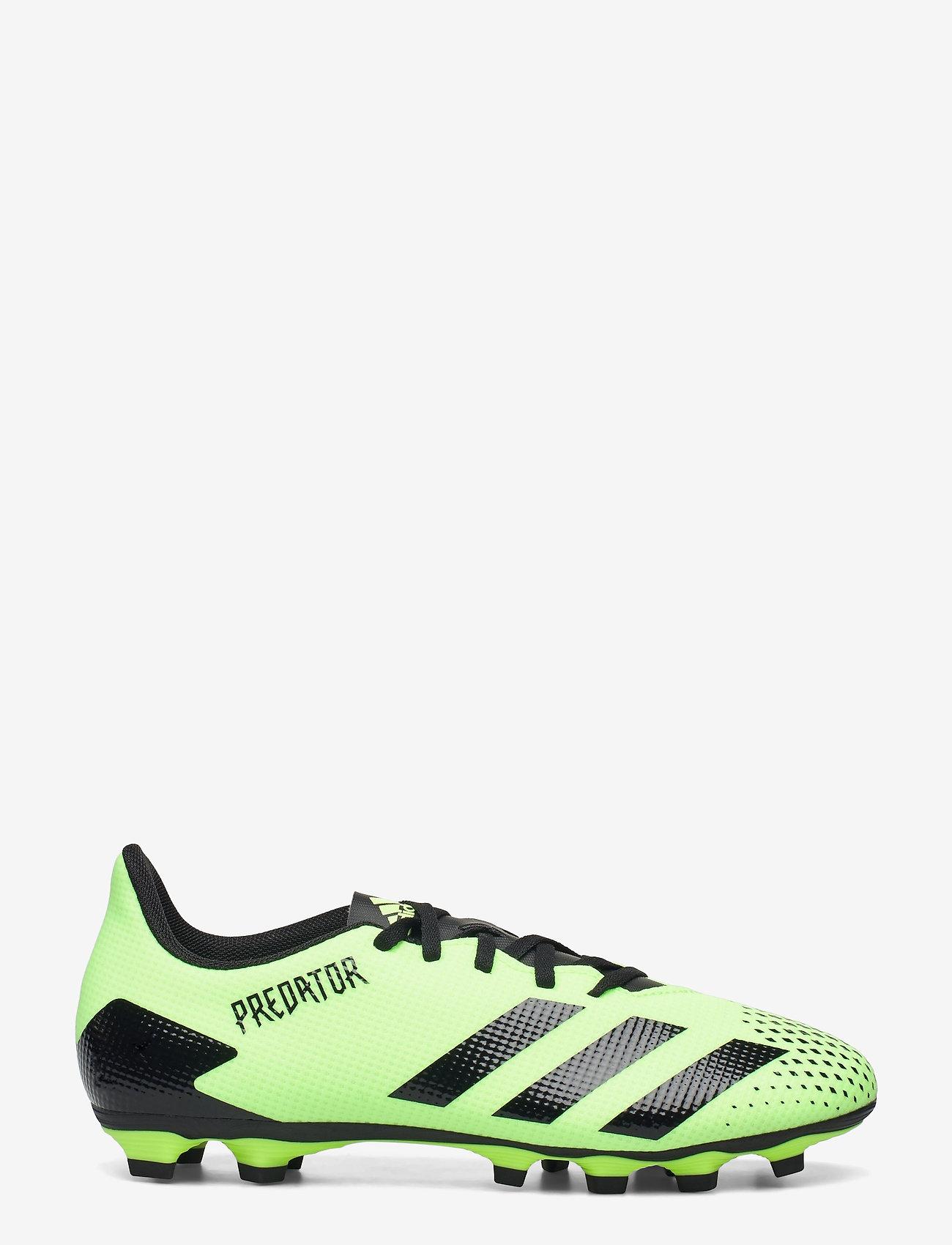 adidas Performance - PREDATOR 20.4 FxG - fodboldsko - siggnr/cblack/siggnr - 1