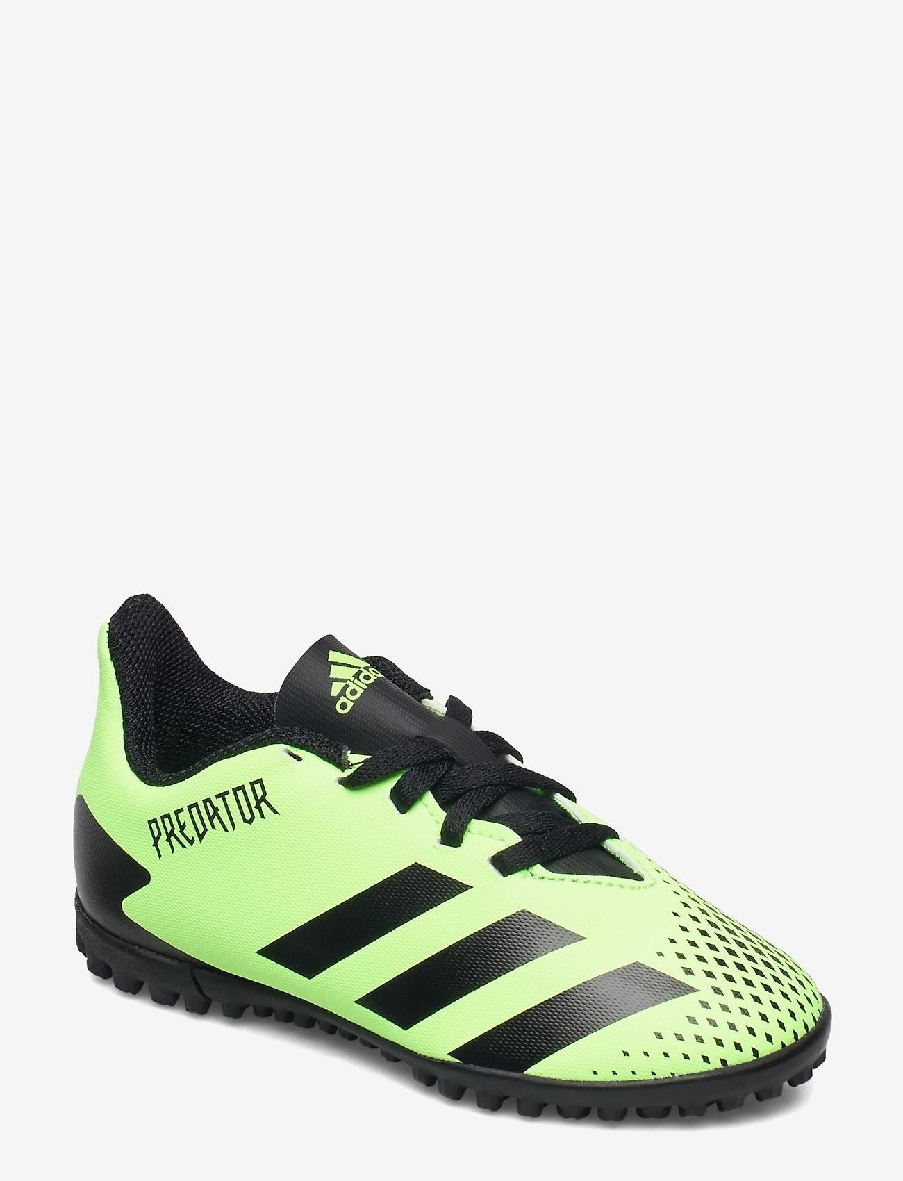 adidas Performance - PREDATOR 20.4 TF J - sportschuhe - siggnr/cblack/cblack - 0