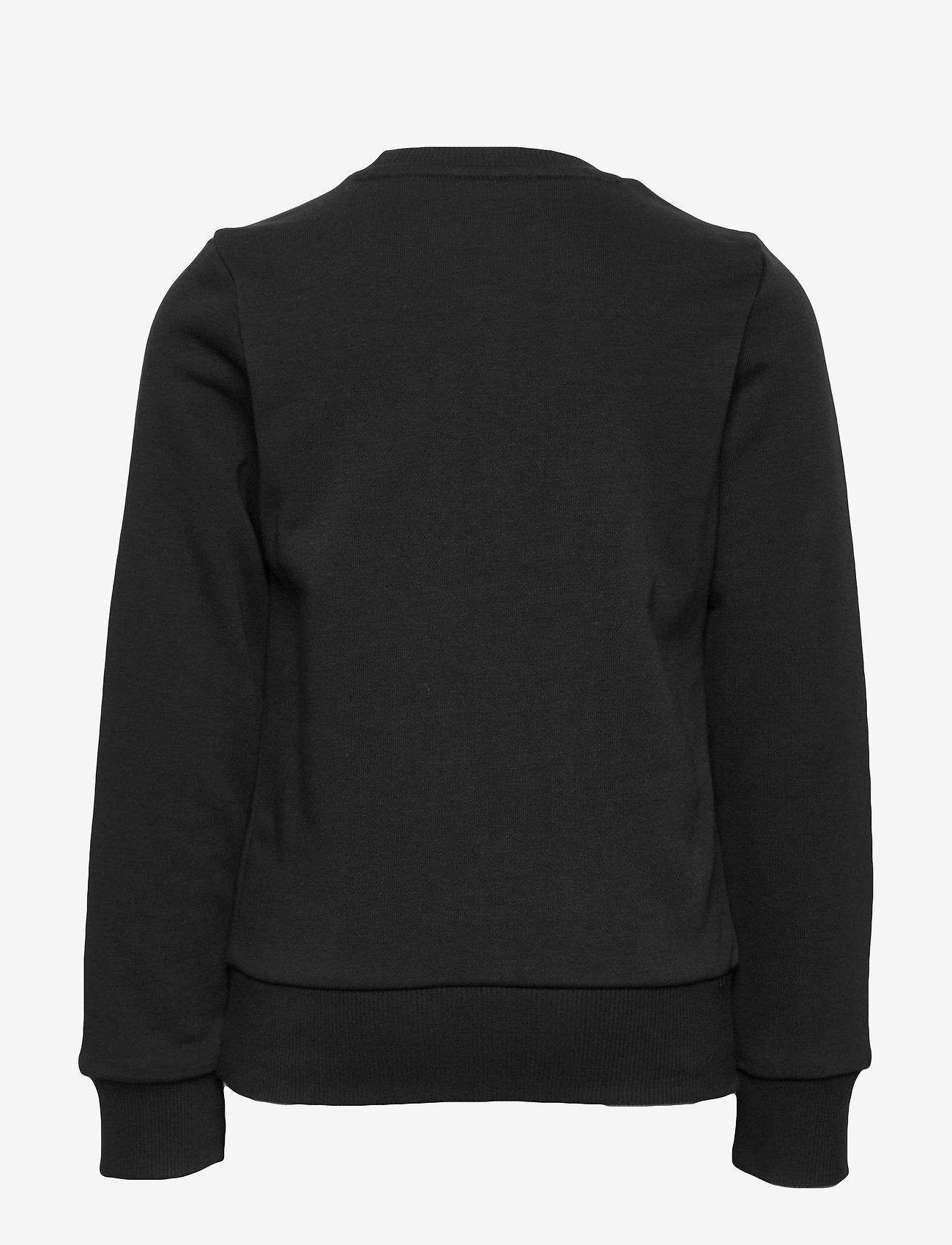 adidas Performance - YG E Lin Sweat - sweatshirts - black/white - 1