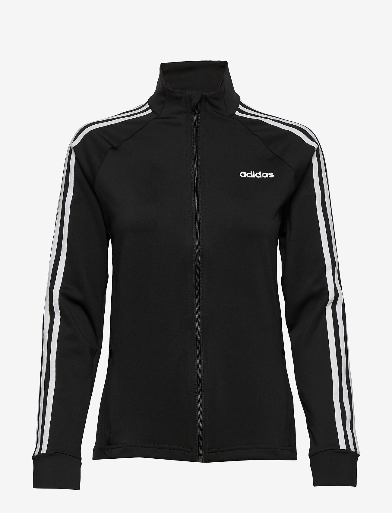 adidas Performance - W D2M 3S TT - svetarit - black/white - 1