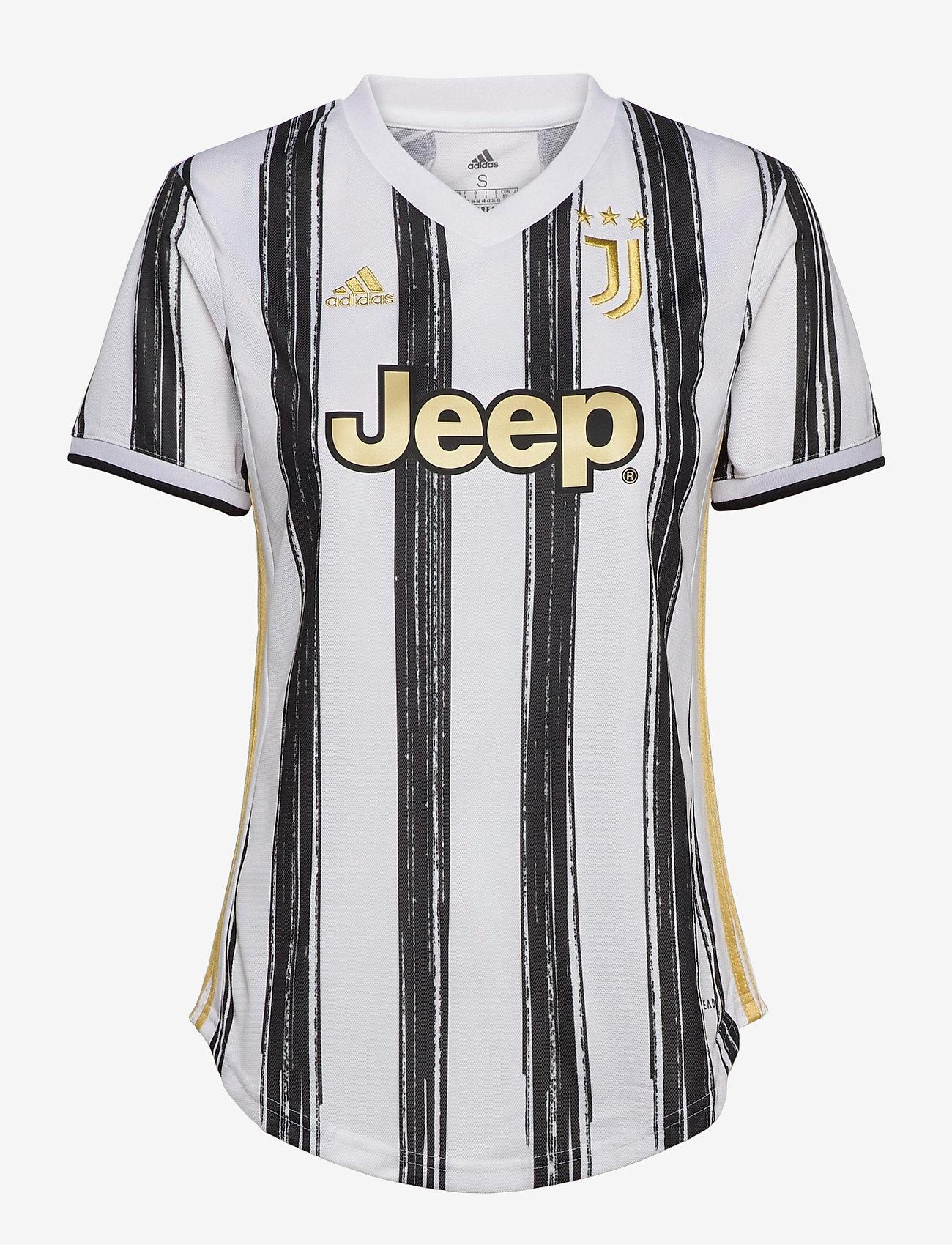 adidas Performance - Juventus Women's Home Jersey - football shirts - white/black - 1