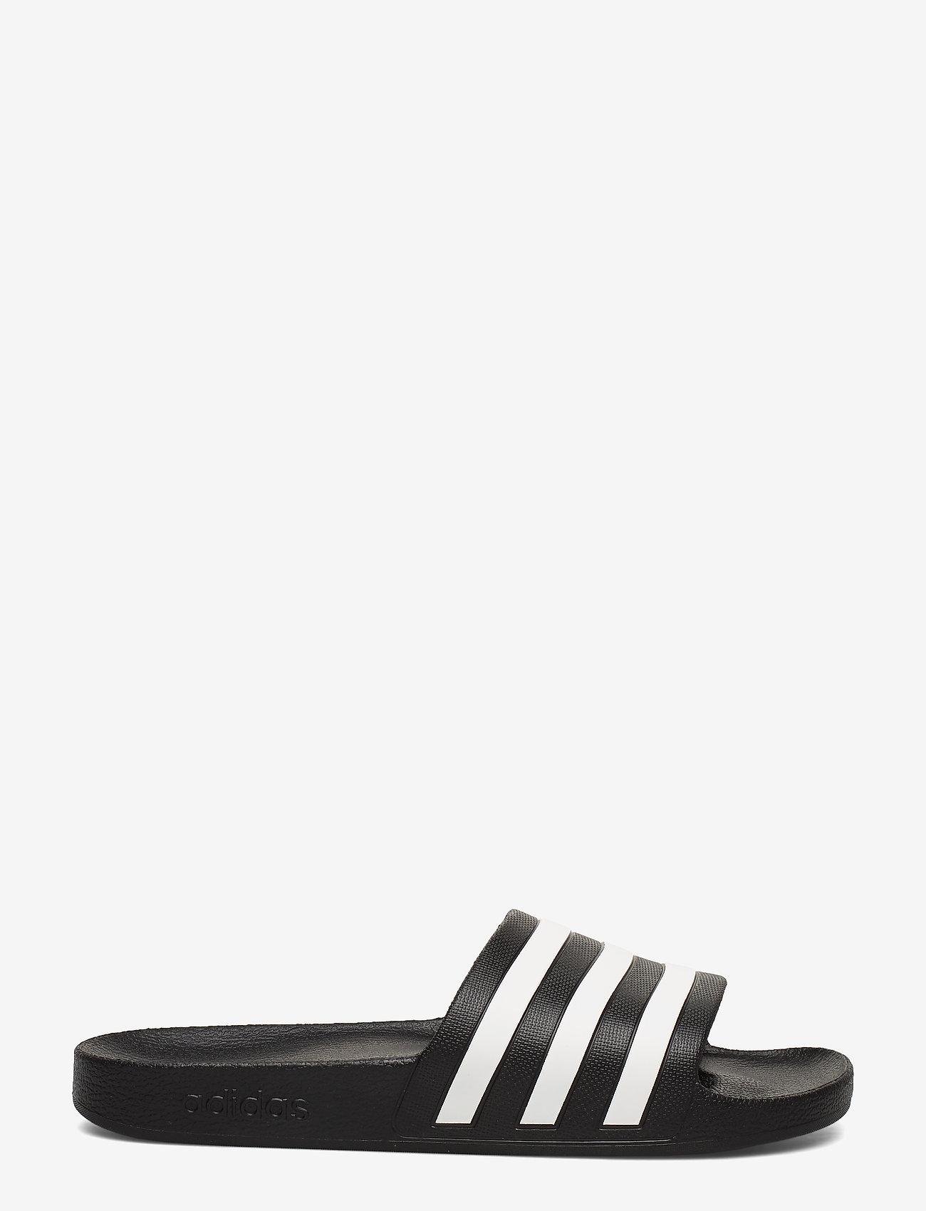 adidas Performance - ADILETTE AQUA - pool sliders - cblack/ftwwht/cblack - 1