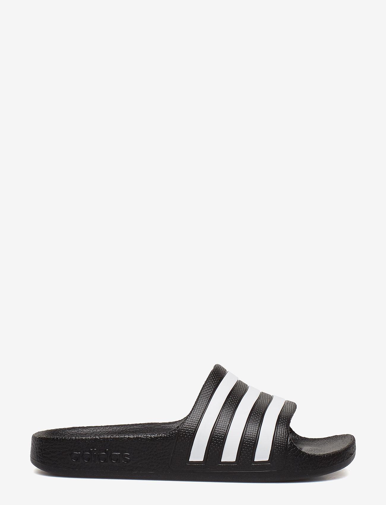 adidas Performance - Adilette Aqua Slides - pool sliders - cblack/ftwwht/cblack - 1