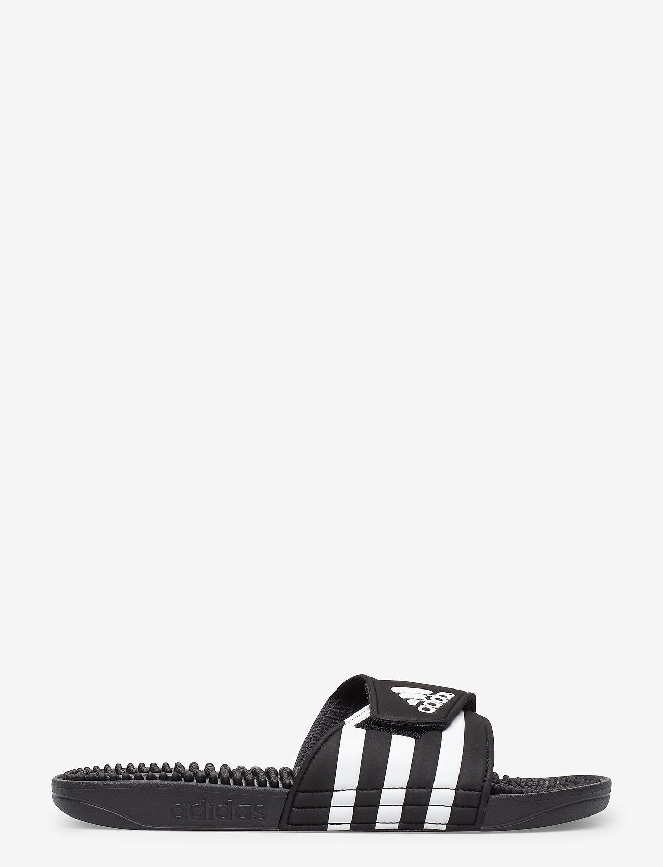 adidas Performance - ADISSAGE - pool sliders - cblack/ftwwht/cblack - 1