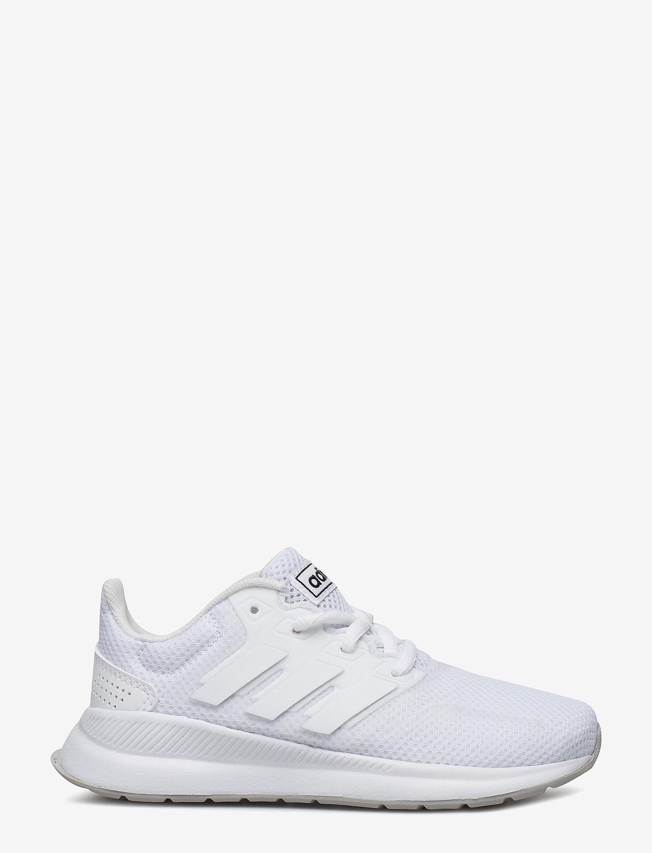 adidas Performance - RUNFALCON K - training shoes - ftwwht/ftwwht/gretwo - 1