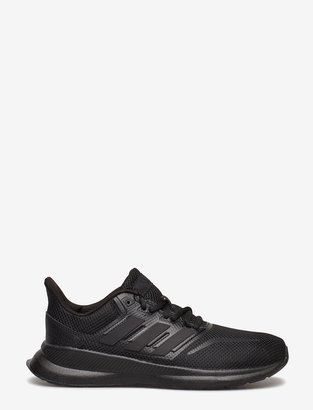 adidas Performance - RUNFALCON K - buty treningowe - cblack/cblack/cblack - 1