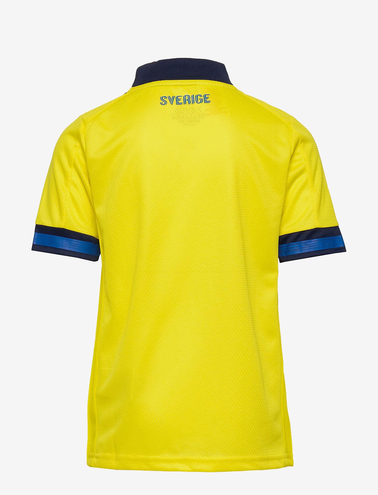 adidas Performance - Sweden 20/21 Home Jersey - voetbalshirts - yellow/nindig - 1