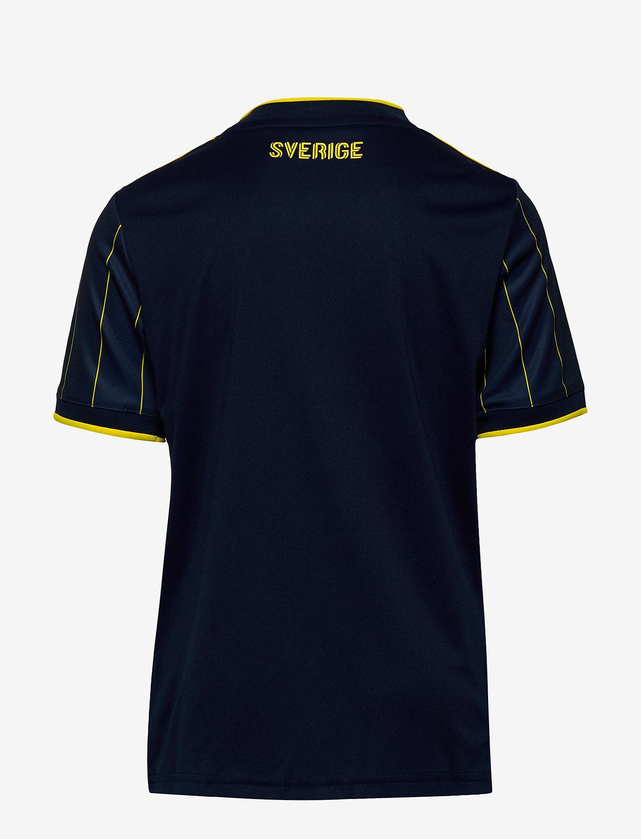 adidas Performance - Sweden 20/21 Away Jersey - voetbalshirts - nindig/yellow - 1