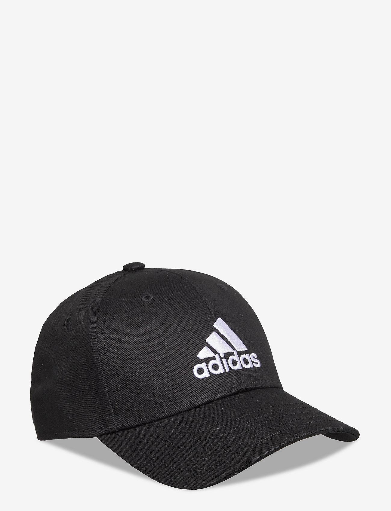 adidas Performance - Baseball Cap - kasketter - black/black/white - 0