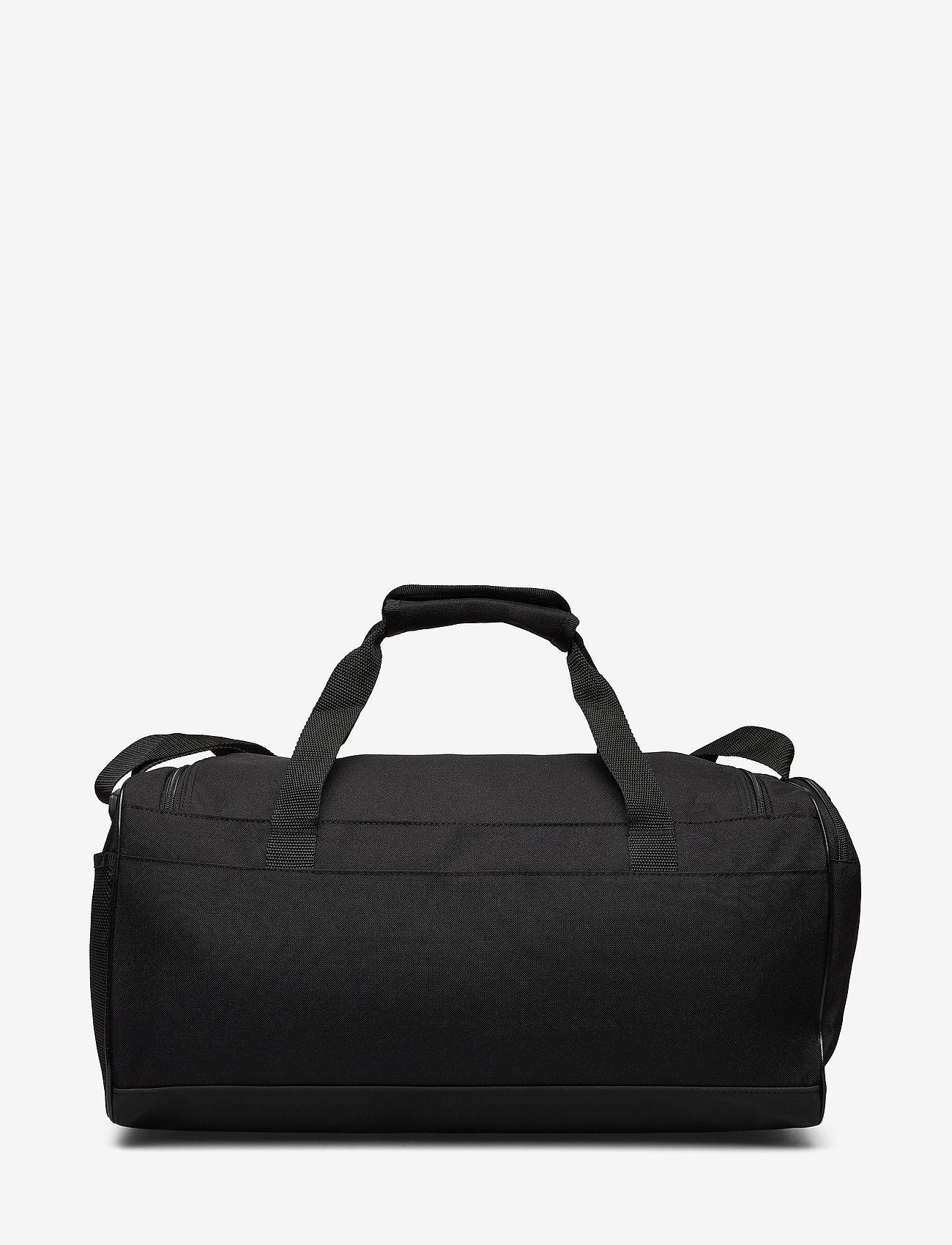 adidas Performance - LIN DUFFLE S - sports bags - black/black/white - 1