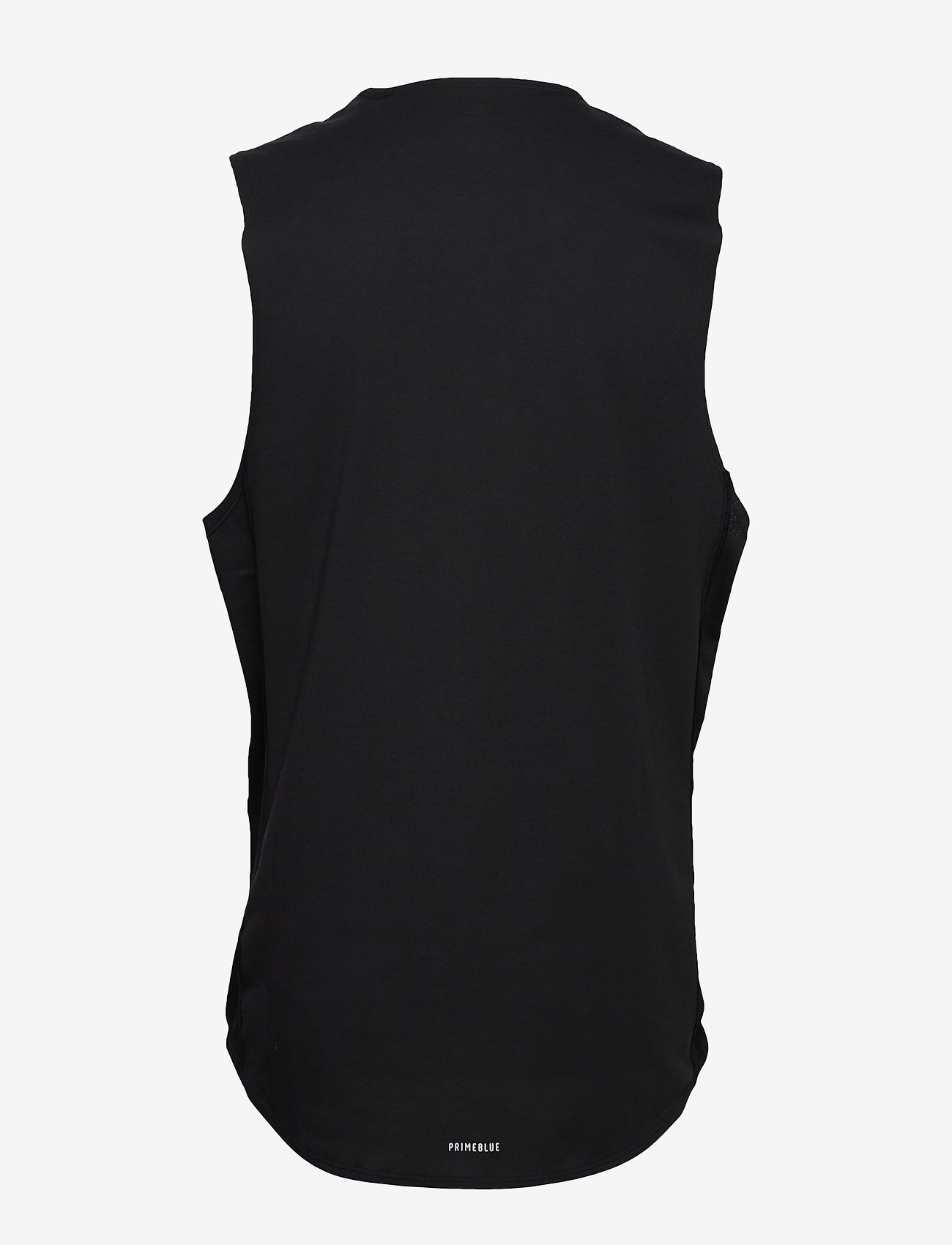 adidas Performance - P.BLUE SINGLET - tank tops - black - 1