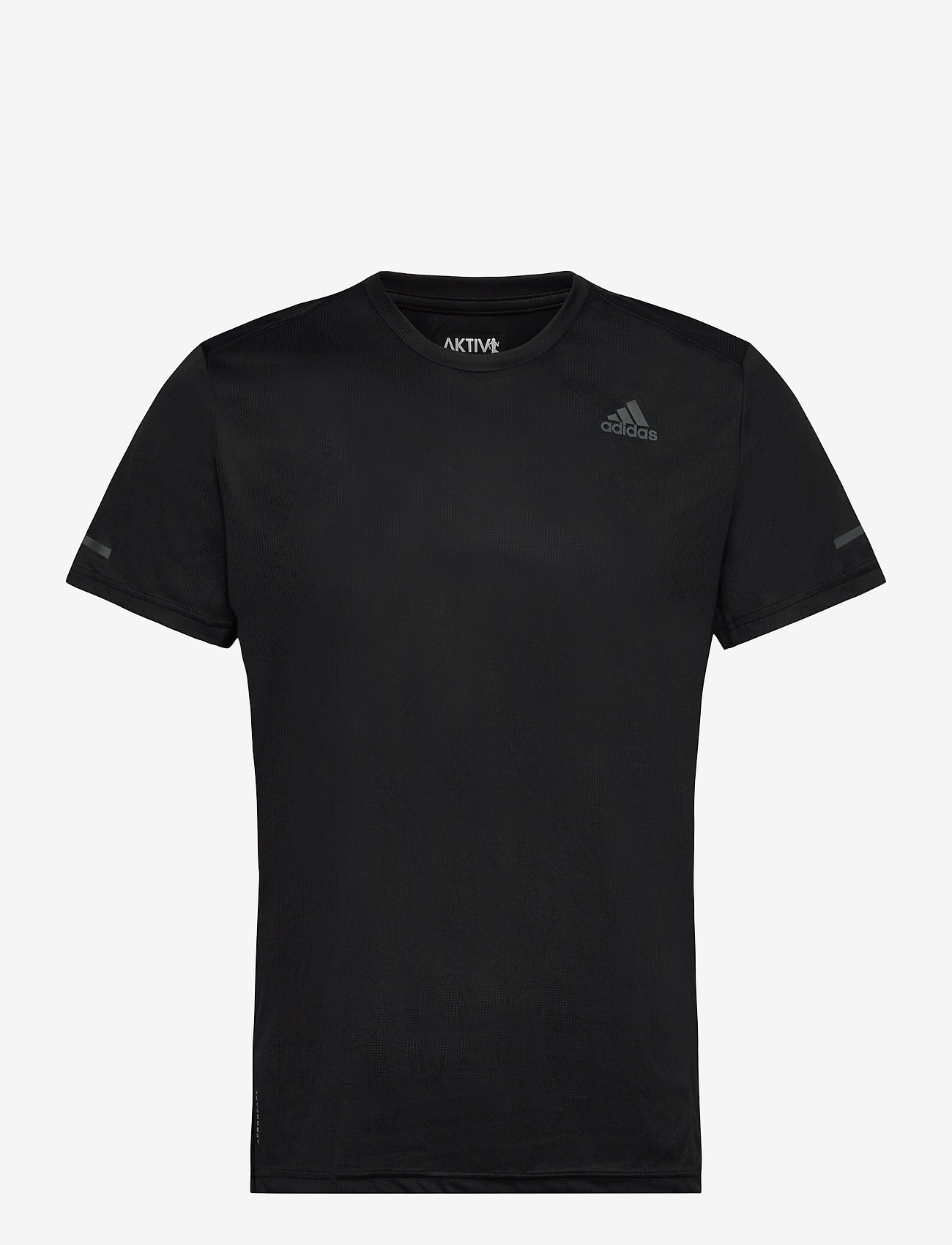 adidas Performance - Run It T-Shirt - sportoberteile - black - 1