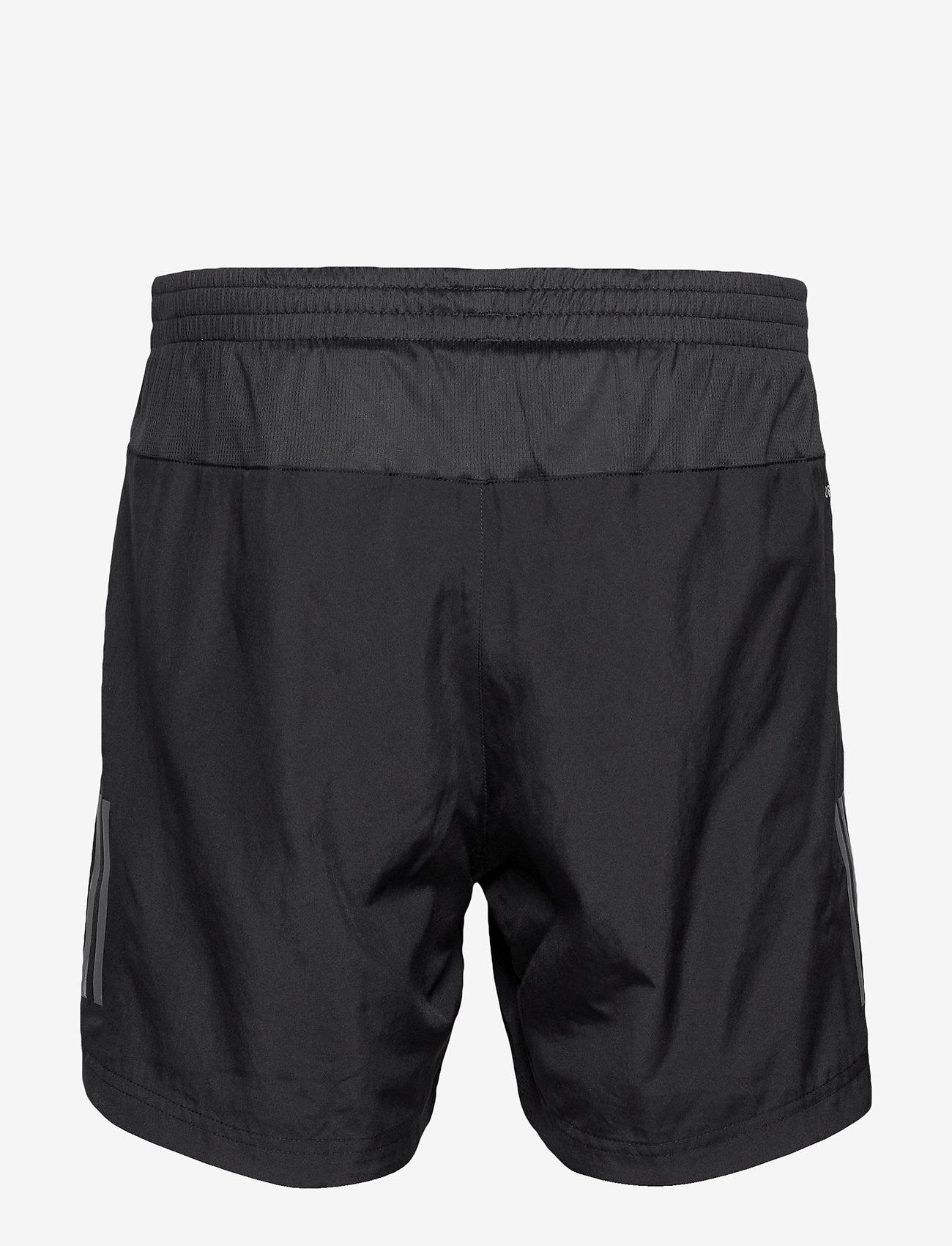 Adidas Performance Own The Run 2n1 - Shorts Black/sesosl