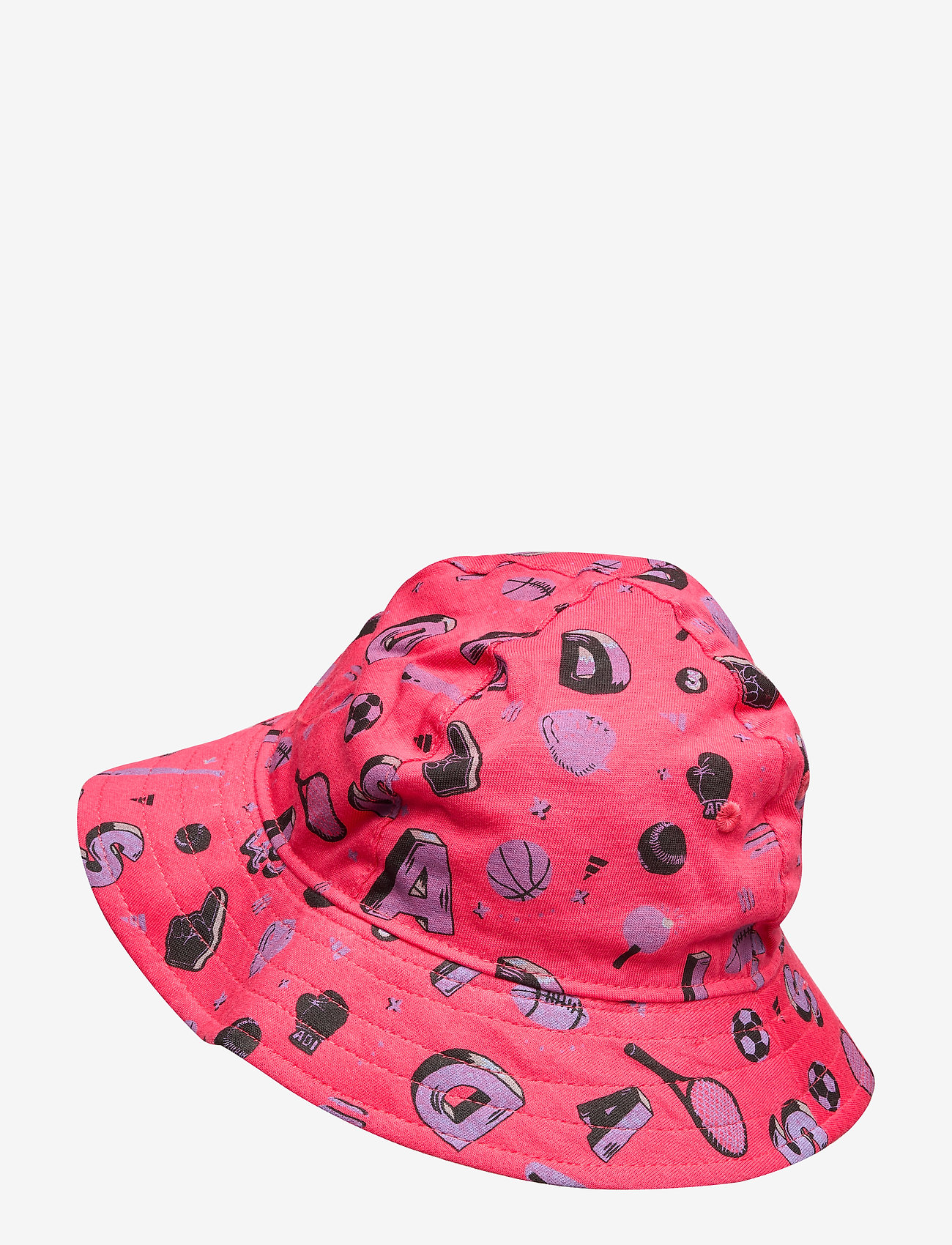 adidas Performance - INF BUCKET HAT - sun hats - corpnk/dshgrn/corpnk - 1