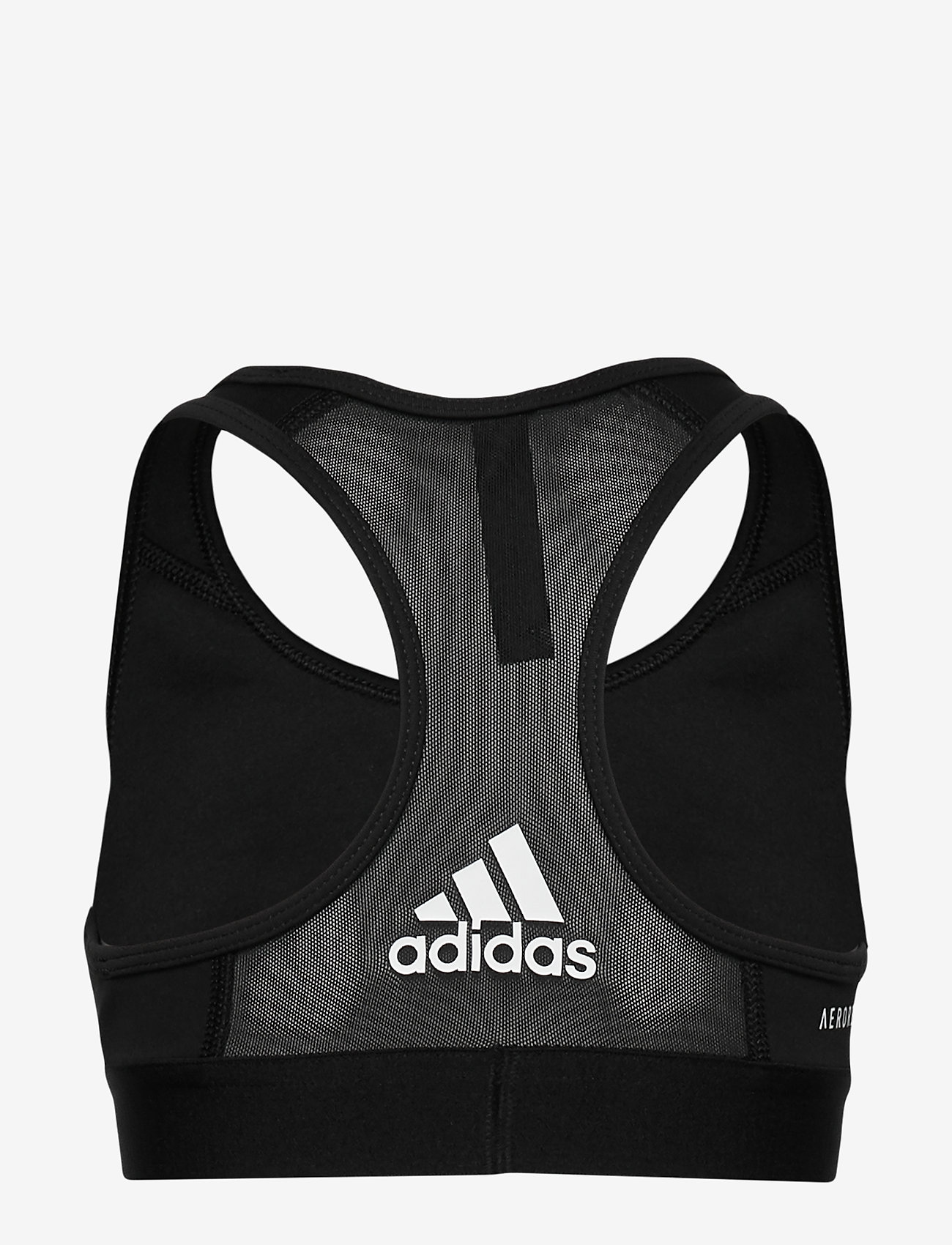 adidas Performance - JG TR ASK BRA - tops - black/white - 1