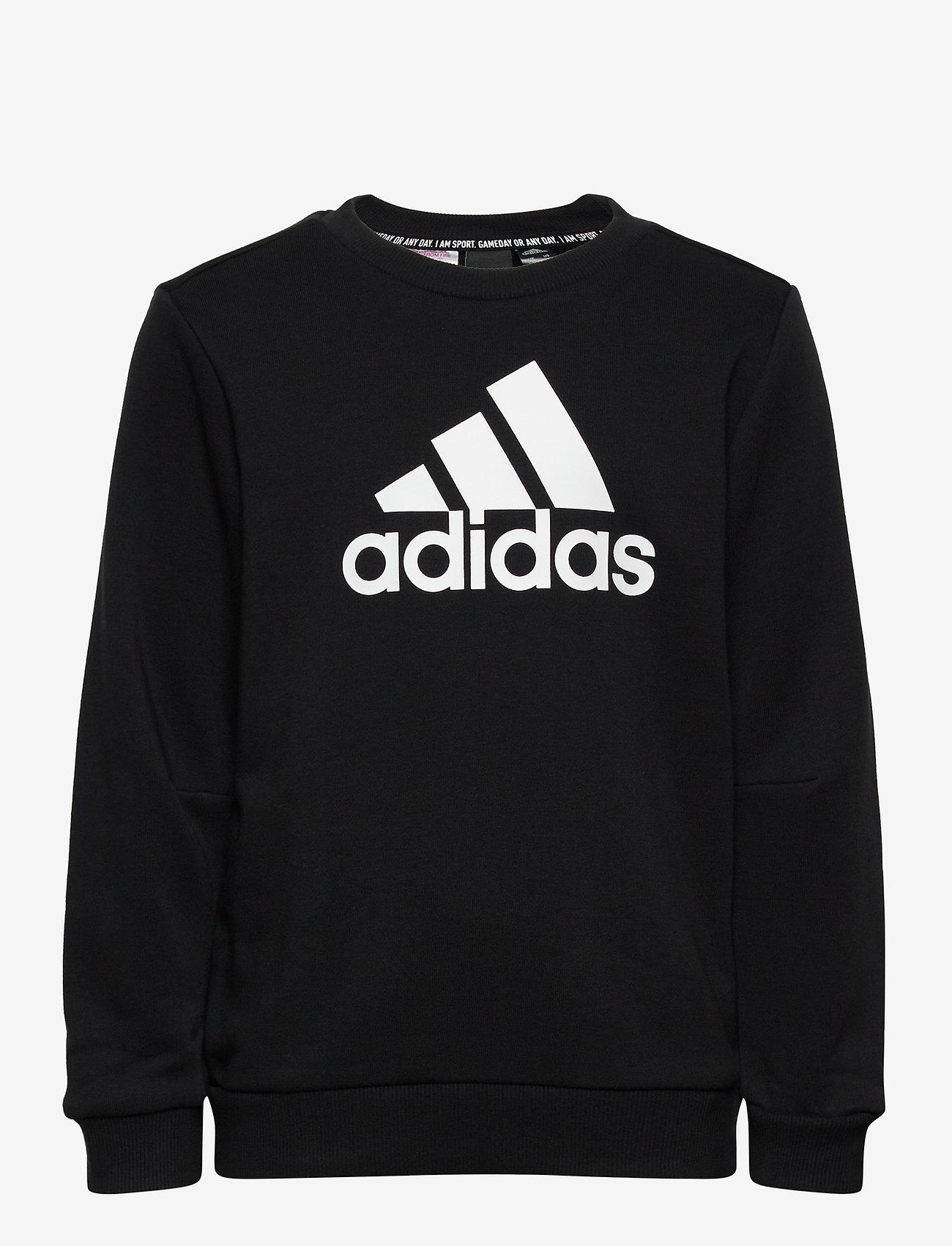 adidas Performance - JB MH CREW - sweatshirts - black/white - 0