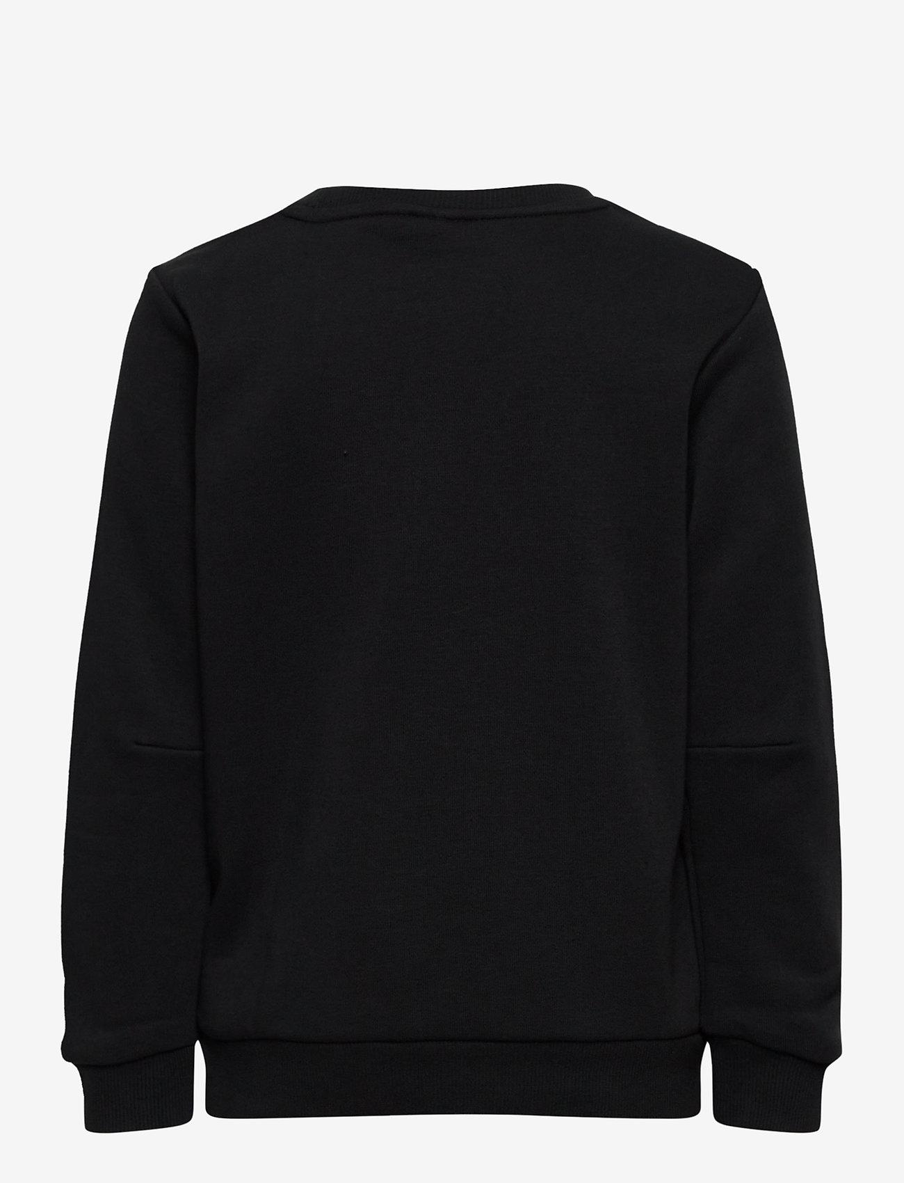 adidas Performance - JB MH CREW - sweatshirts - black/white - 1