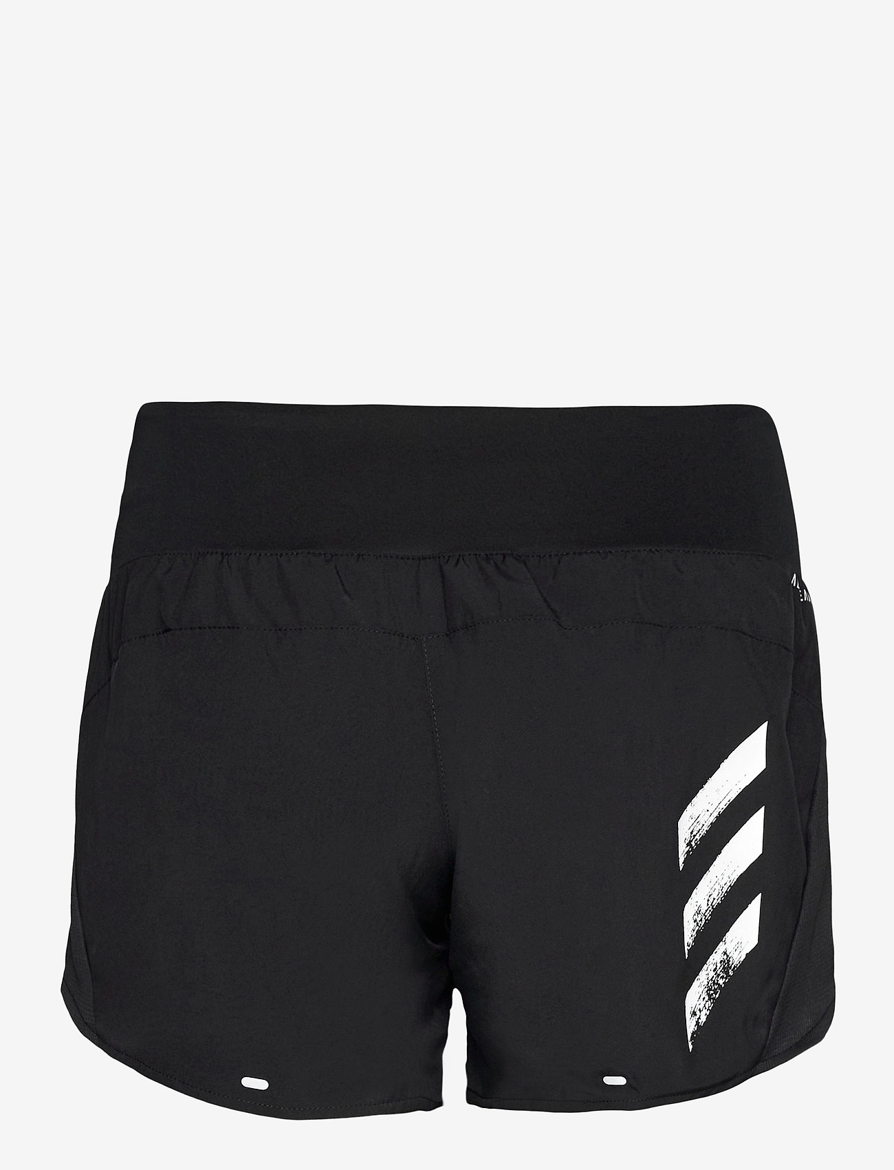 adidas Performance - Run It 3-Stripes PB Shorts W - træningsshorts - black - 1