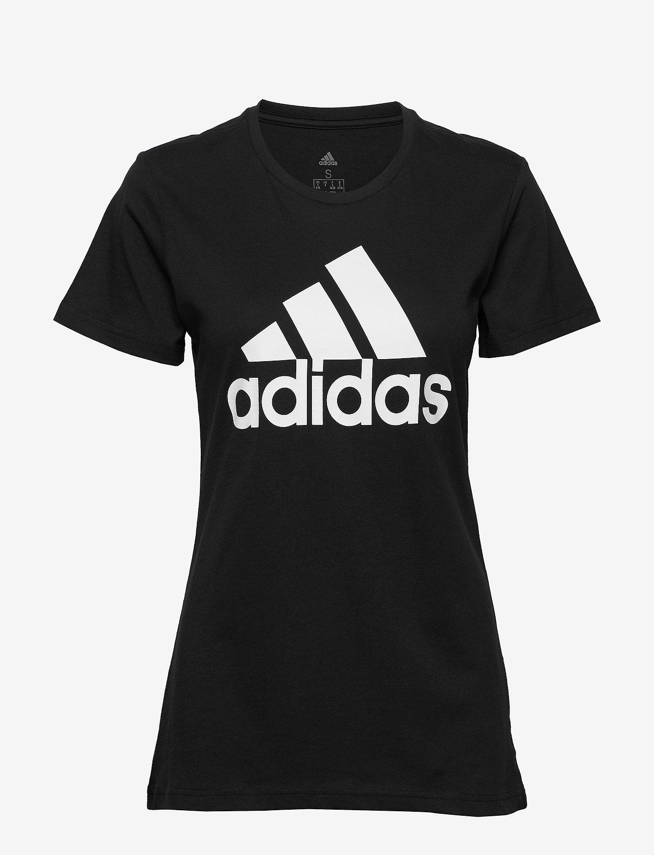 W Bos Co Tee (Black) - adidas Performance 0zhhyL