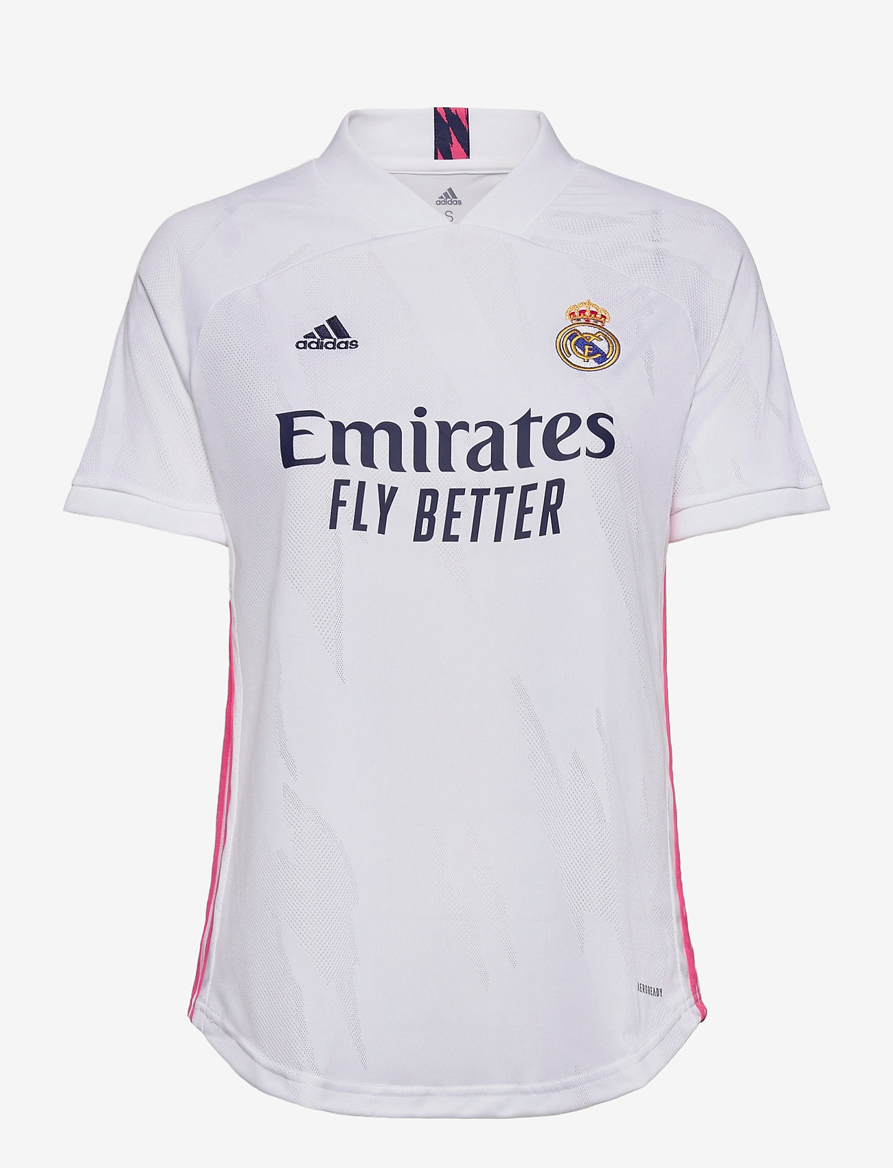 adidas Performance - Real Madrid Women's Home Jersey - football shirts - white - 0