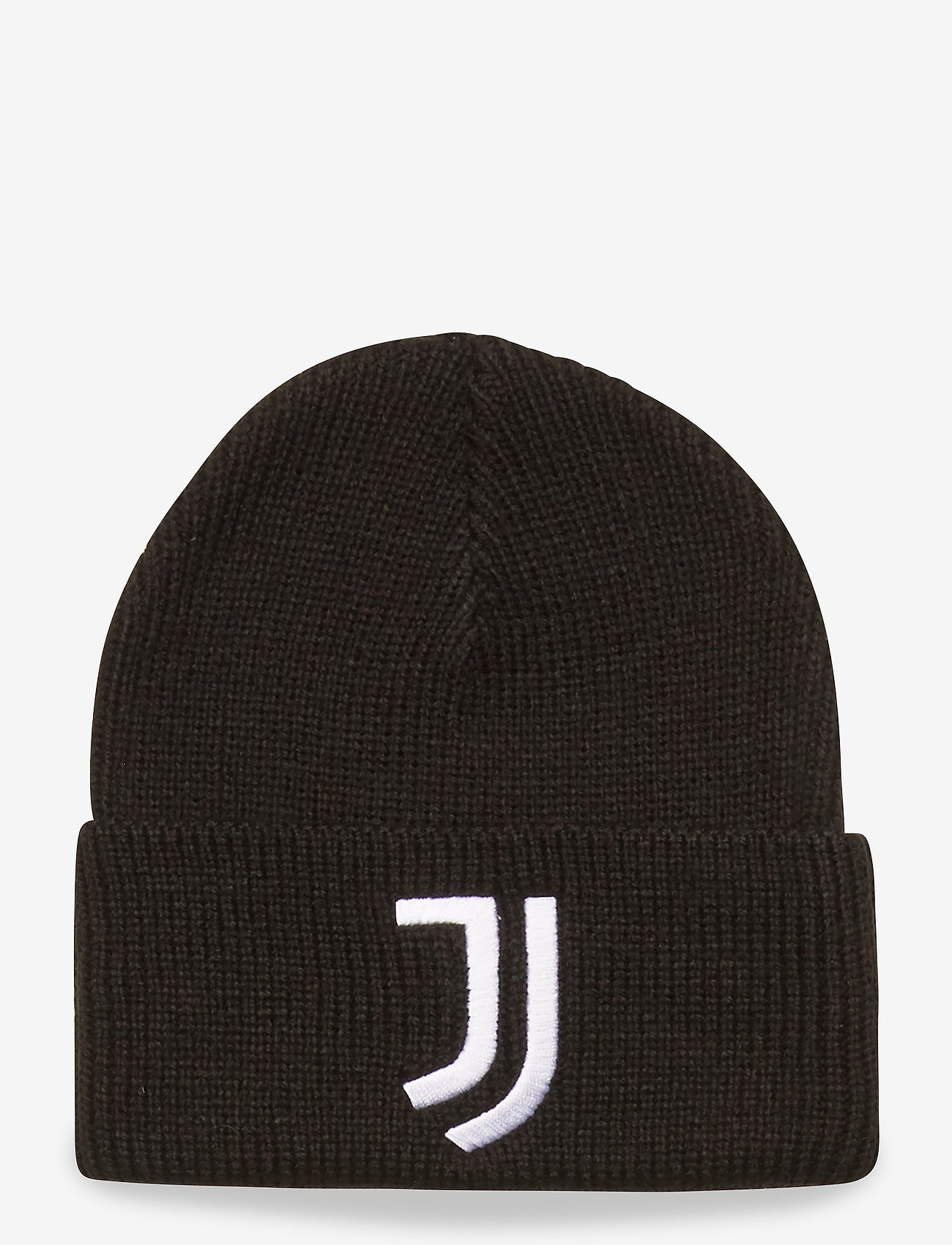 adidas Performance JUVE WOOLIE - Czapki i kapelusze BLACK/WHITE/PYRITE - Akcesoria