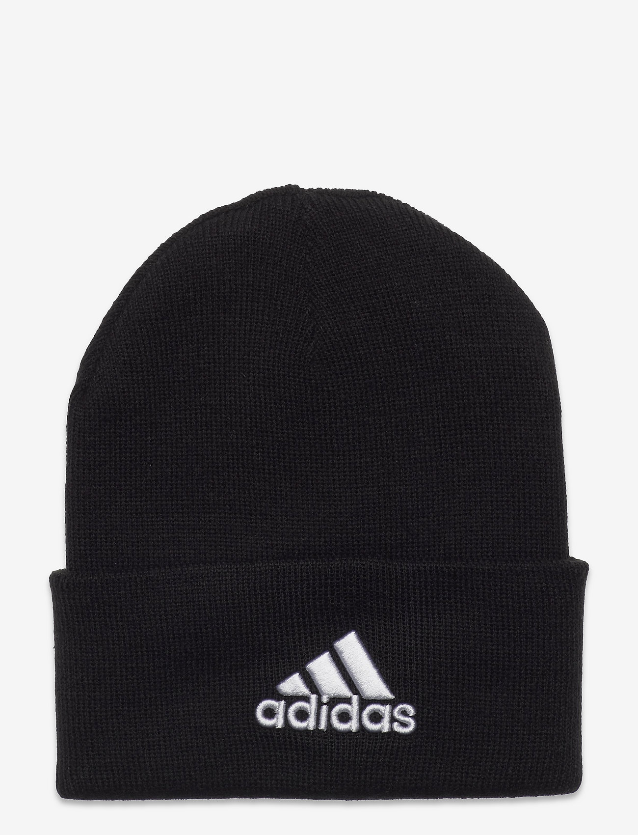 adidas Performance - Logo Beanie - bonnet - black/black/white - 0