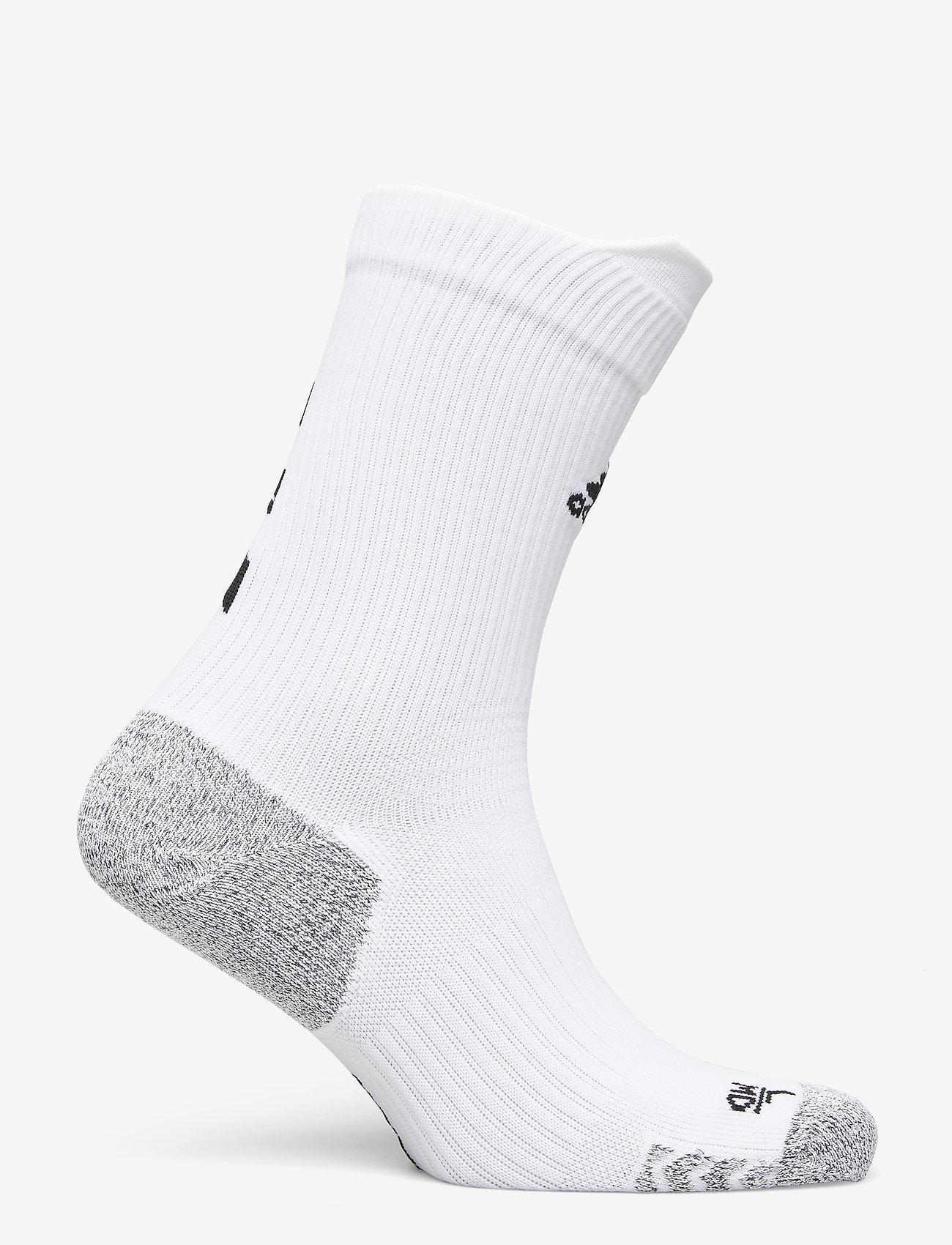 adidas Performance - Alphaskin Traxion Crew Socks - kousen - white/black/black - 1