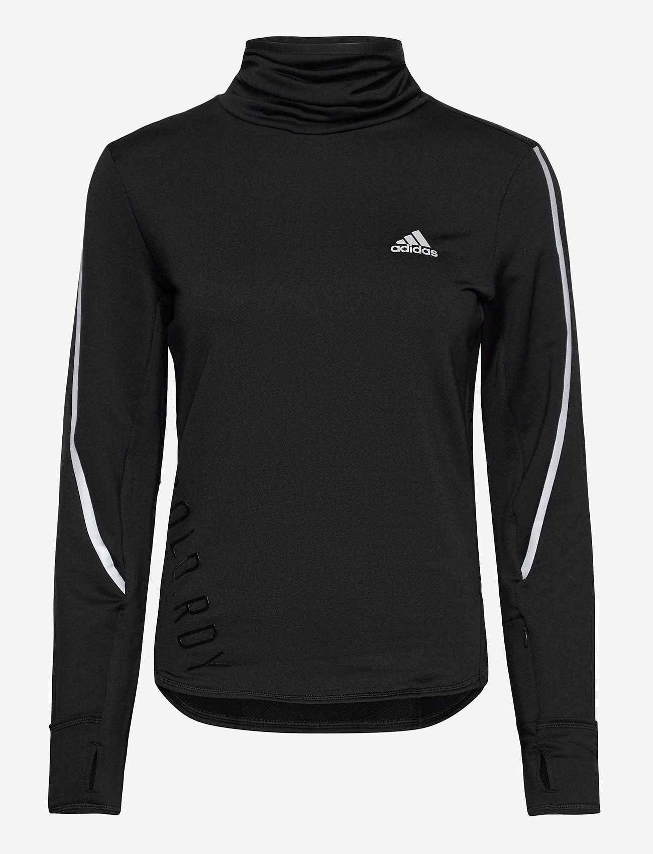 adidas Performance - Cold.RDY Cover-Up W - sweatshirts - black - 1