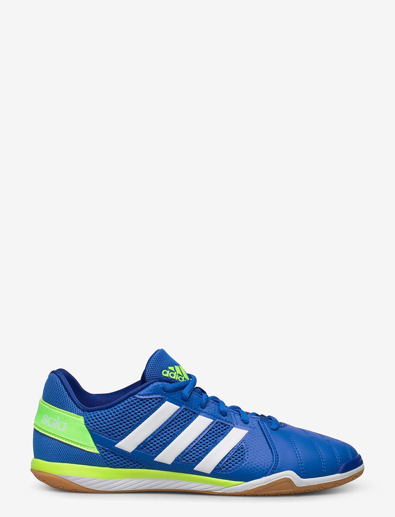 adidas Performance - Top Sala Boots - fodboldsko - globlu/ftwwht/royblu - 1