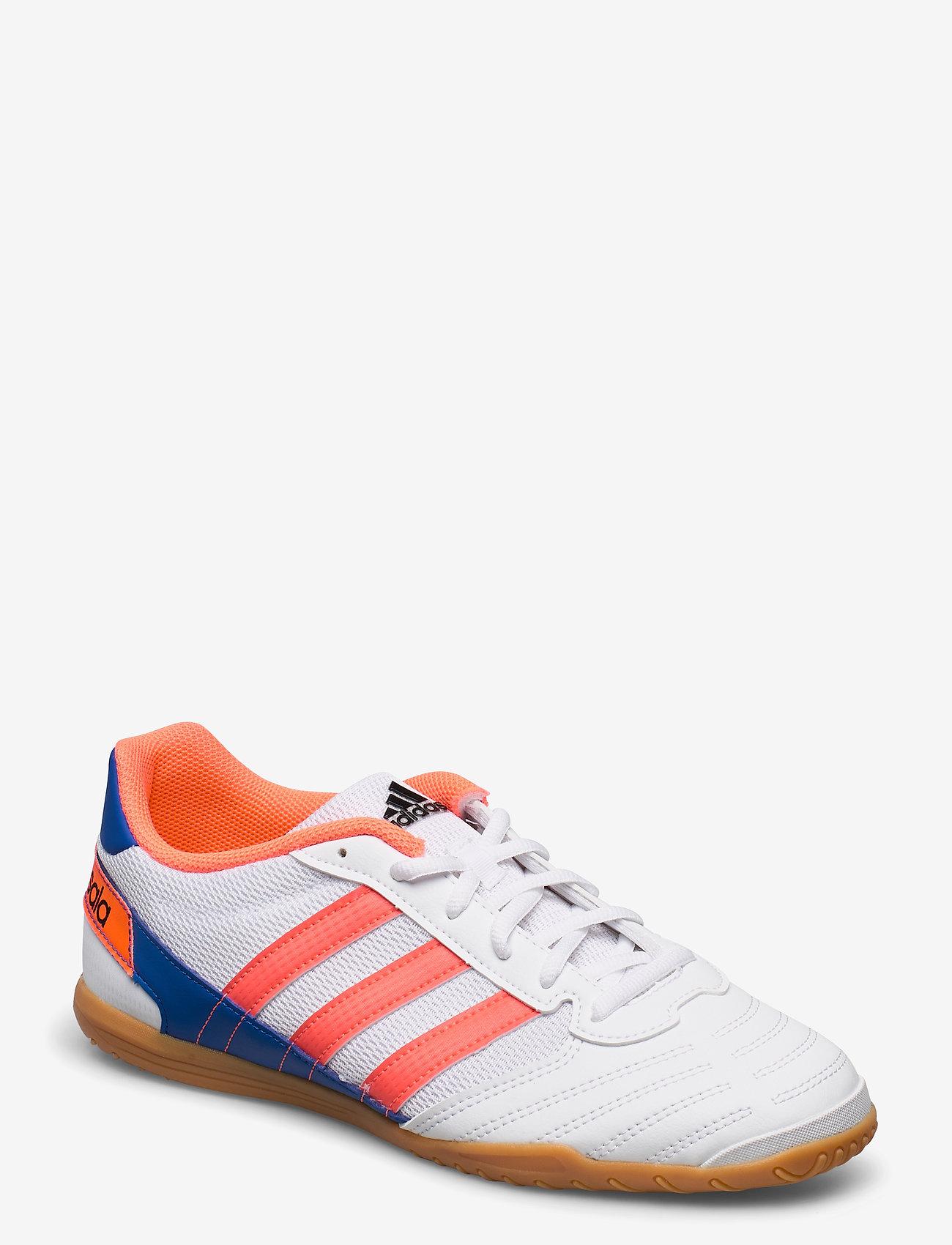 adidas Performance - Super Sala Boots - fodboldsko - ftwwht/sigcor/globlu - 0