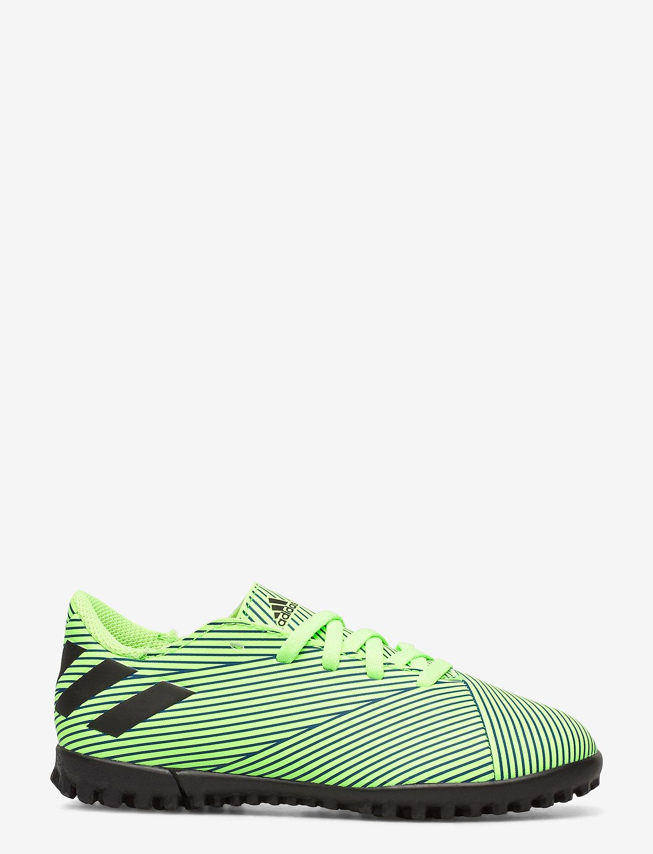 adidas Performance - NEMEZIZ 19.4 TF J - buty sportowe - siggnr/cblack/royblu - 1
