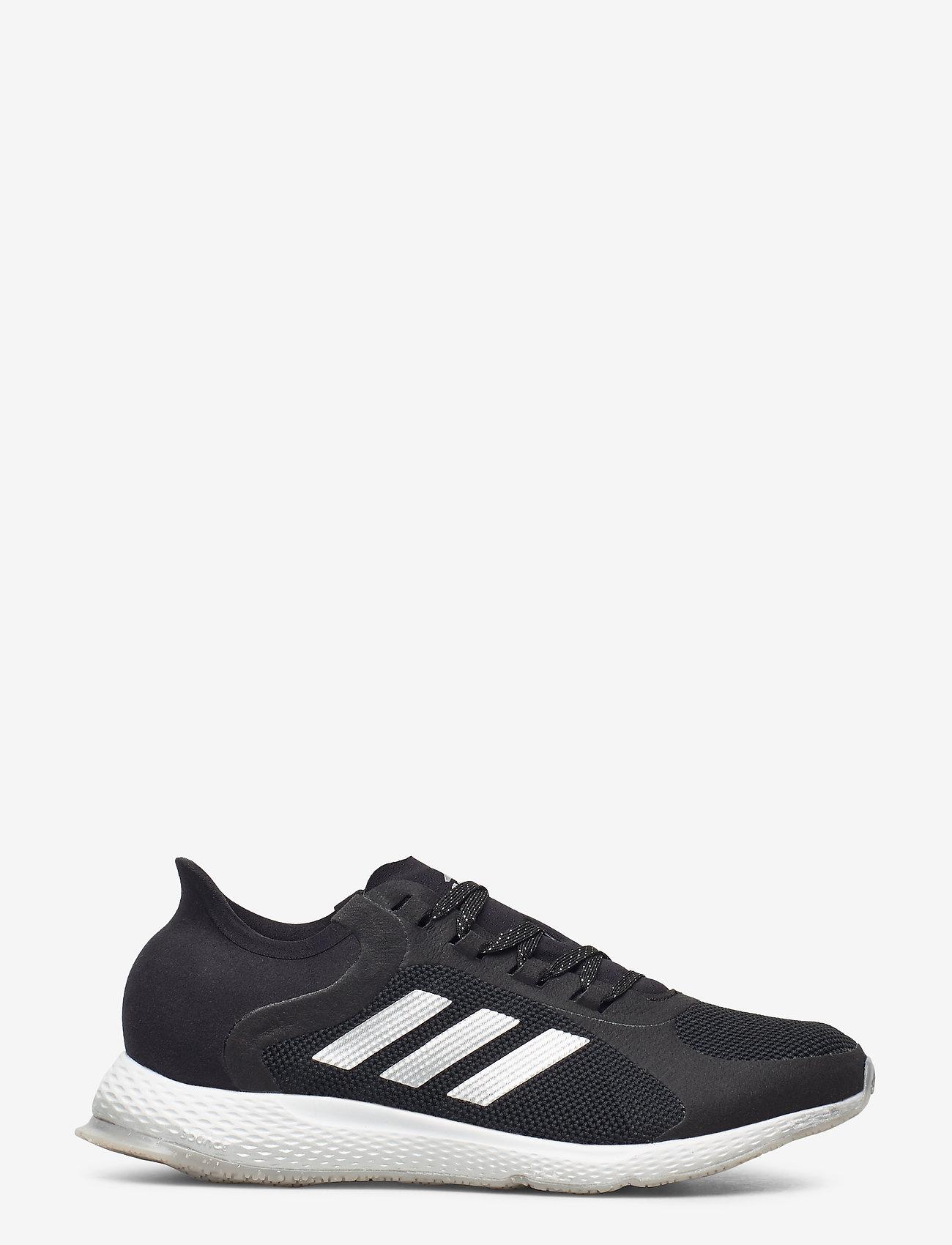 adidas Performance - FOCUS BreatheIn W - running shoes - cblack/silvmt/ftwwht - 0