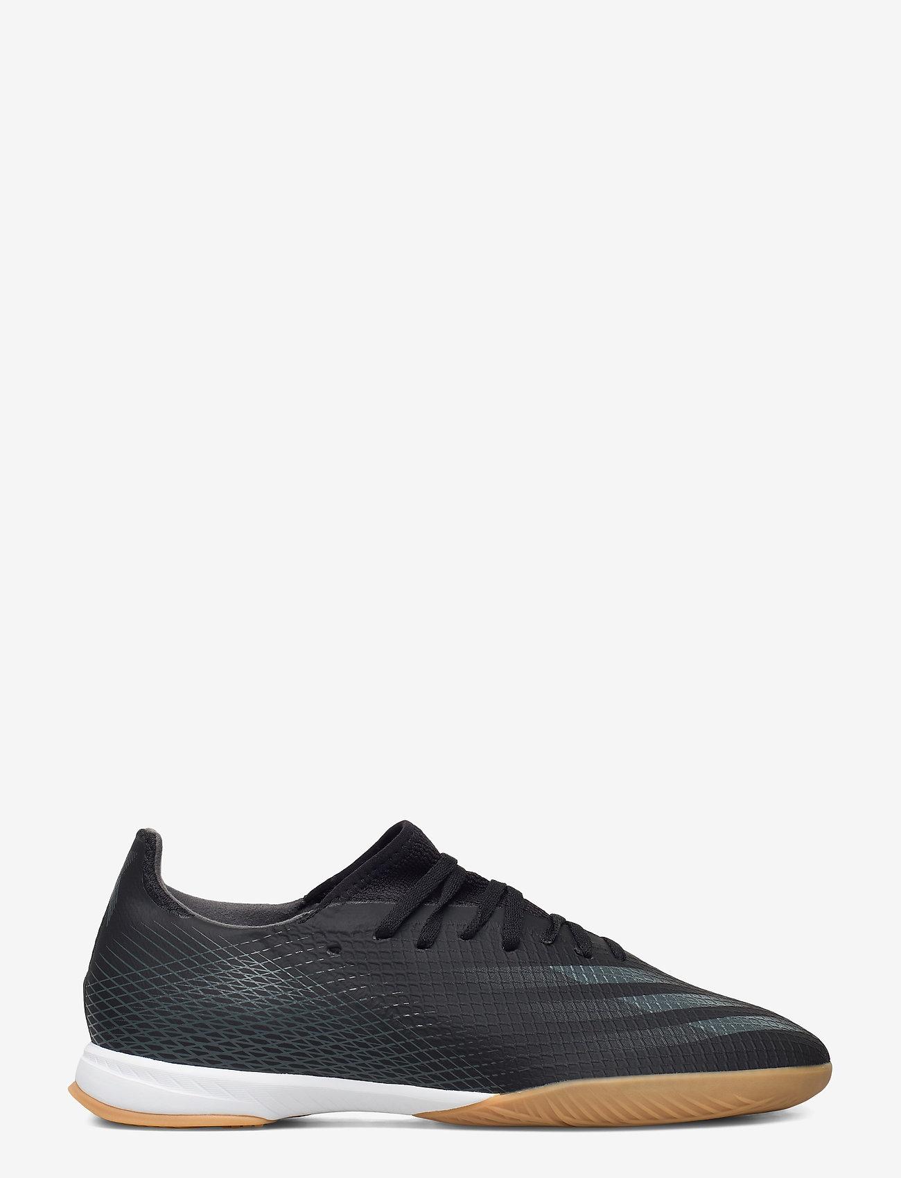adidas Performance - X GHOSTED.3 IN - fodboldsko - cblack/gresix/cblack - 1