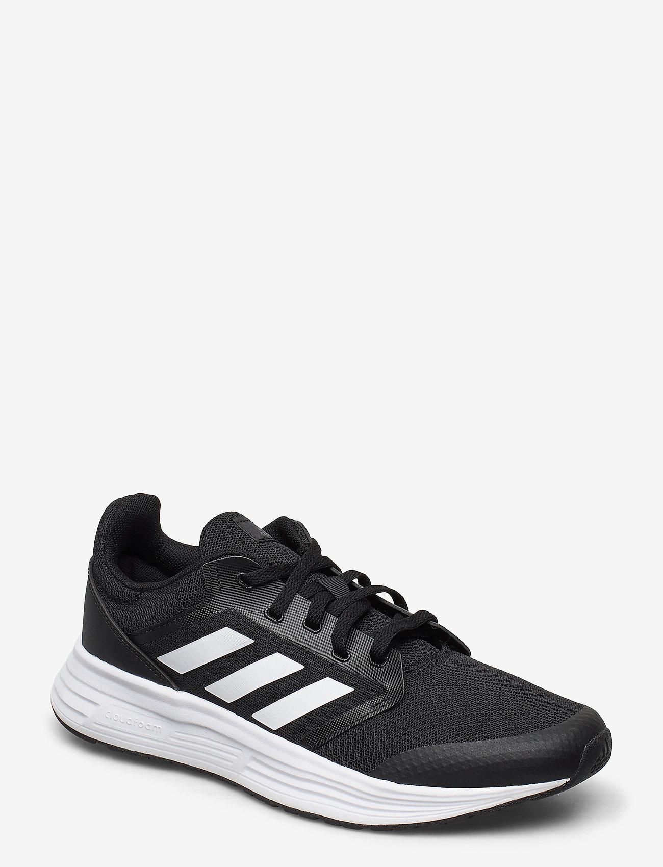 adidas Performance - Galaxy 5  W - running shoes - cblack/ftwwht/gresix - 0