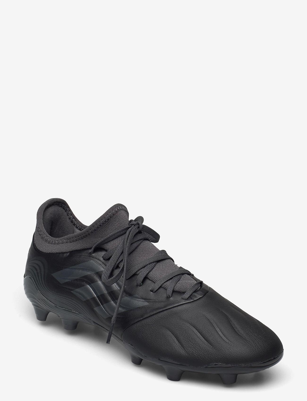 adidas Performance - Copa Sense.3 Firm Ground Boots - fotballsko - cblack/gresix/gresix - 0