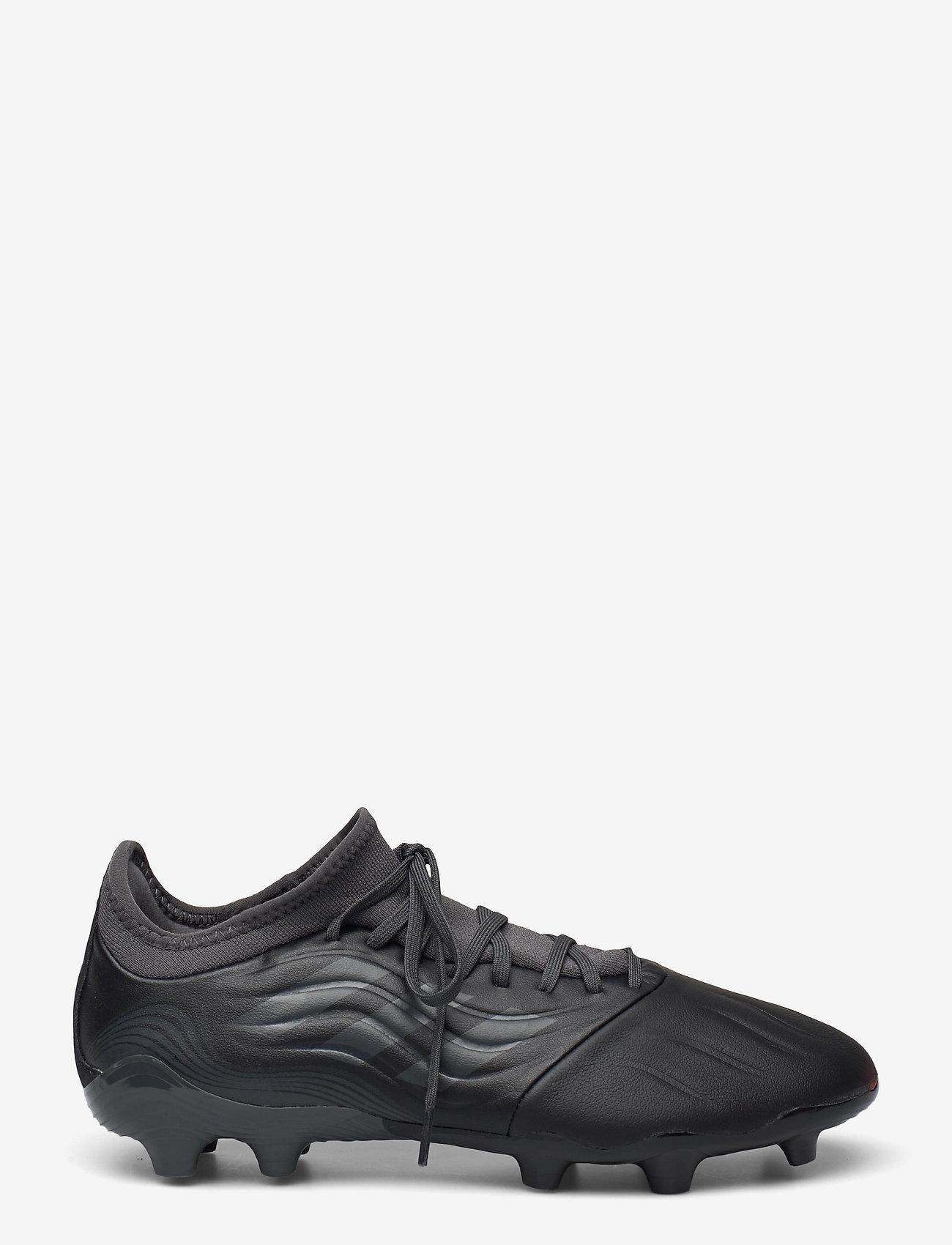 adidas Performance - Copa Sense.3 Firm Ground Boots - fotballsko - cblack/gresix/gresix - 1