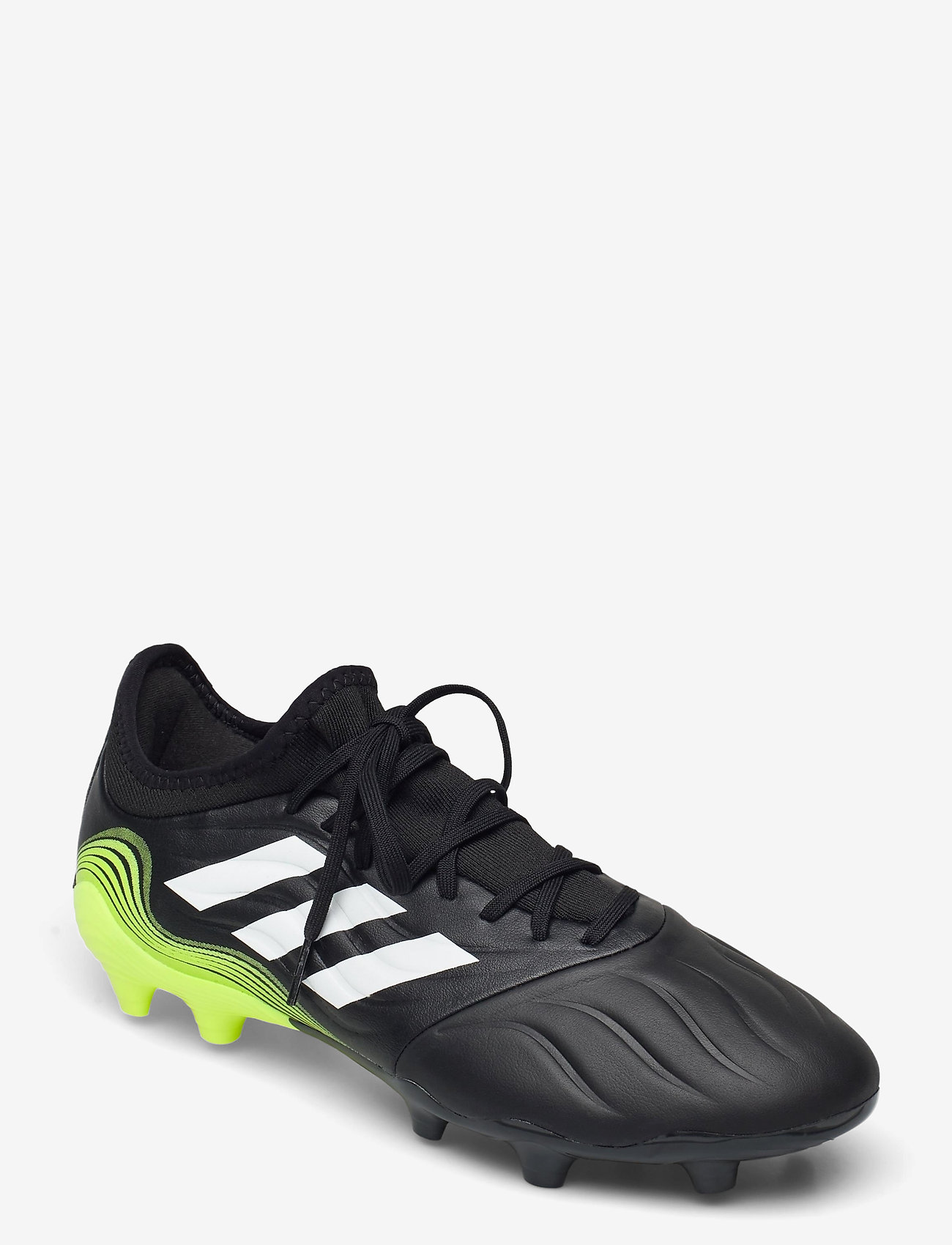 adidas Performance - Copa Sense.3 Firm Ground Boots - fodboldsko - cblack/ftwwht/syello - 0