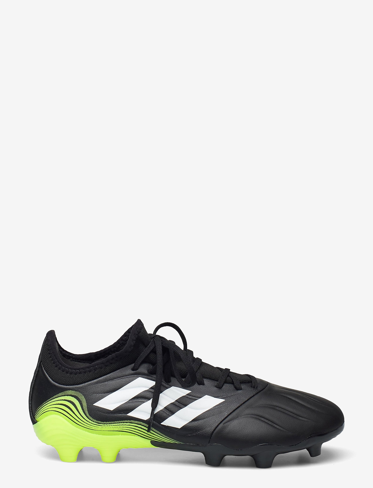adidas Performance - Copa Sense.3 Firm Ground Boots - fodboldsko - cblack/ftwwht/syello - 1