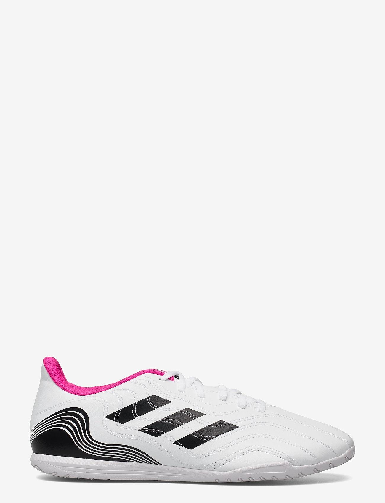 adidas Performance - Copa Sense.4 Indoor Boots - fodboldsko - ftwwht/cblack/shopnk - 1