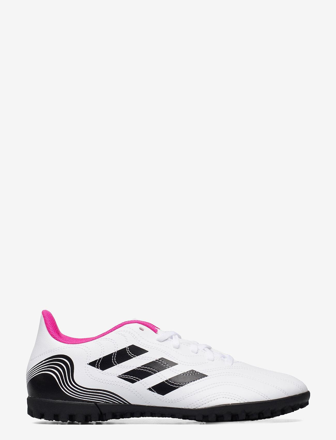 adidas Performance - Copa Sense.4 Turf Boots - fodboldsko - ftwwht/cblack/shopnk - 0