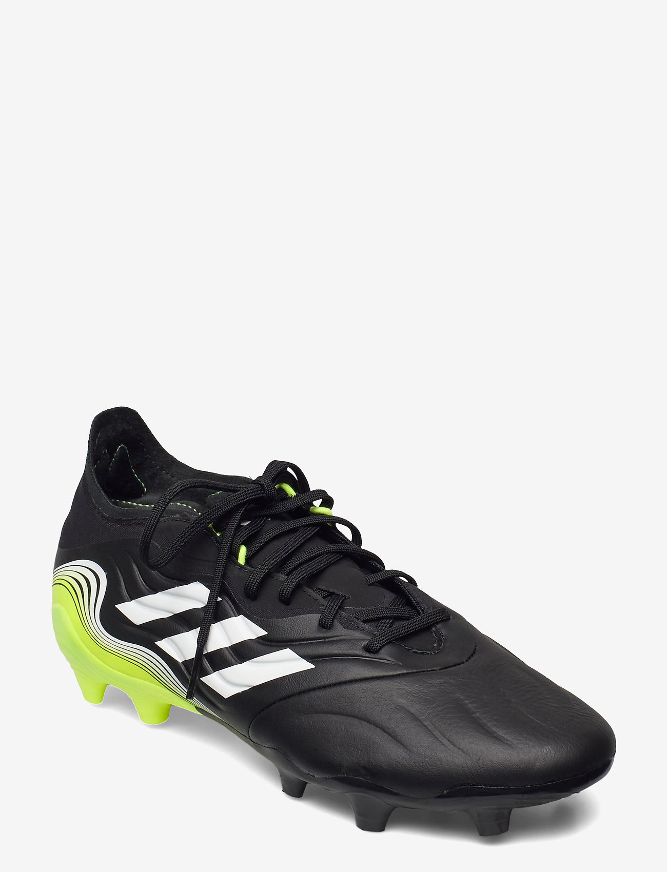 adidas Performance - Copa Sense.2 Firm-Ground Boots - fotballsko - cblack/ftwwht/syello - 0