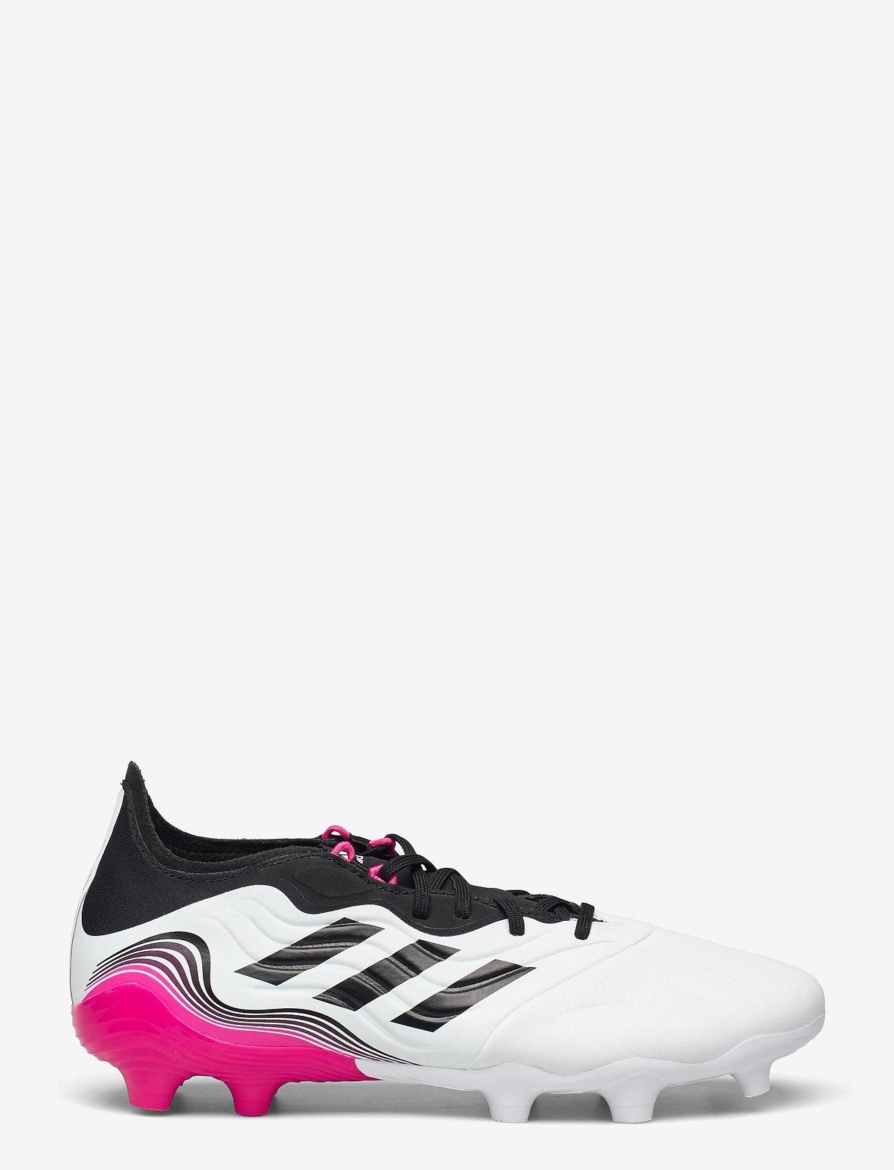 adidas Performance - Copa Sense.2 Firm-Ground Boots - fodboldsko - ftwwht/cblack/shopnk - 1