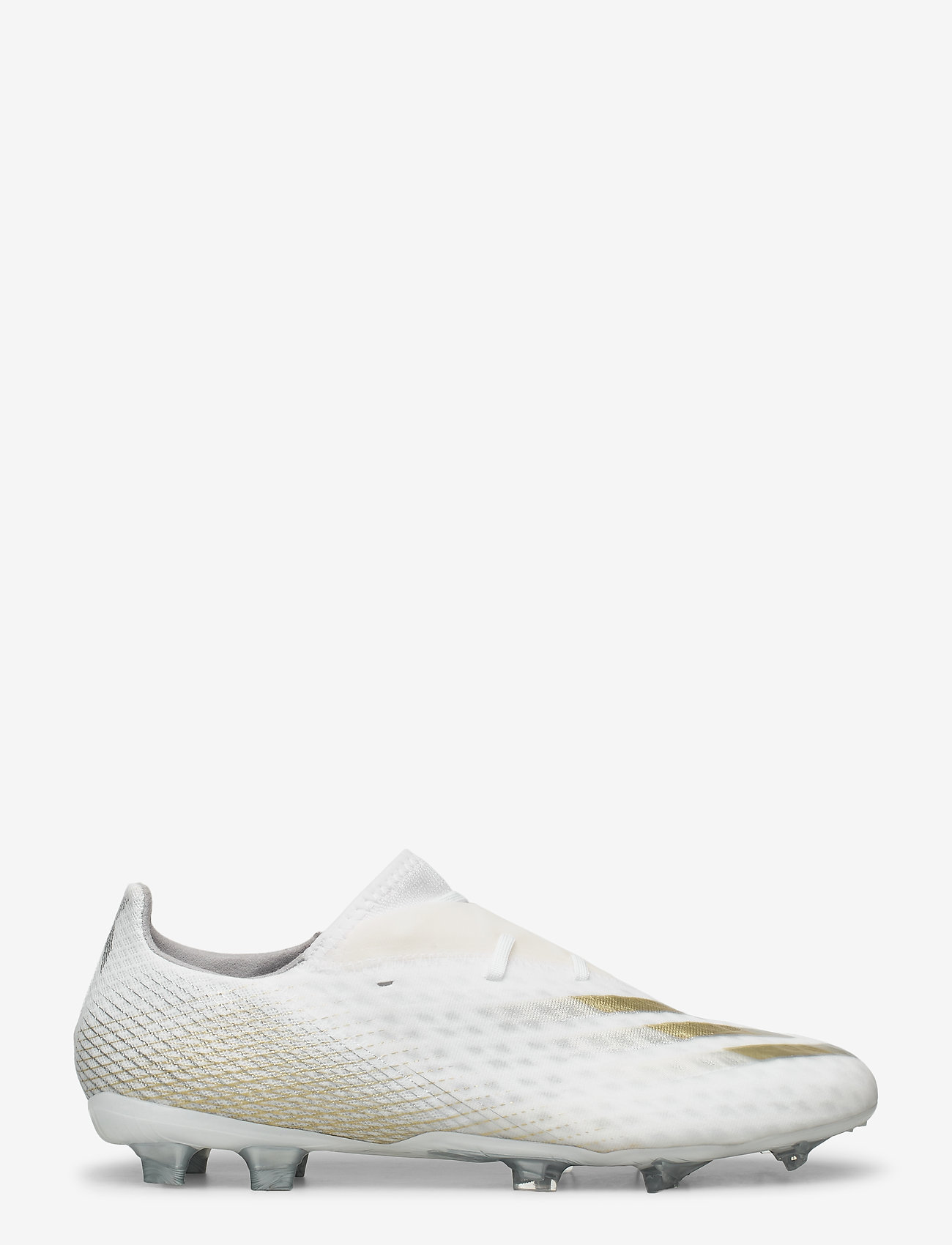 adidas Performance - X GHOSTED.2 FG - fotbollsskor - ftwwht/metgol/cblack - 1