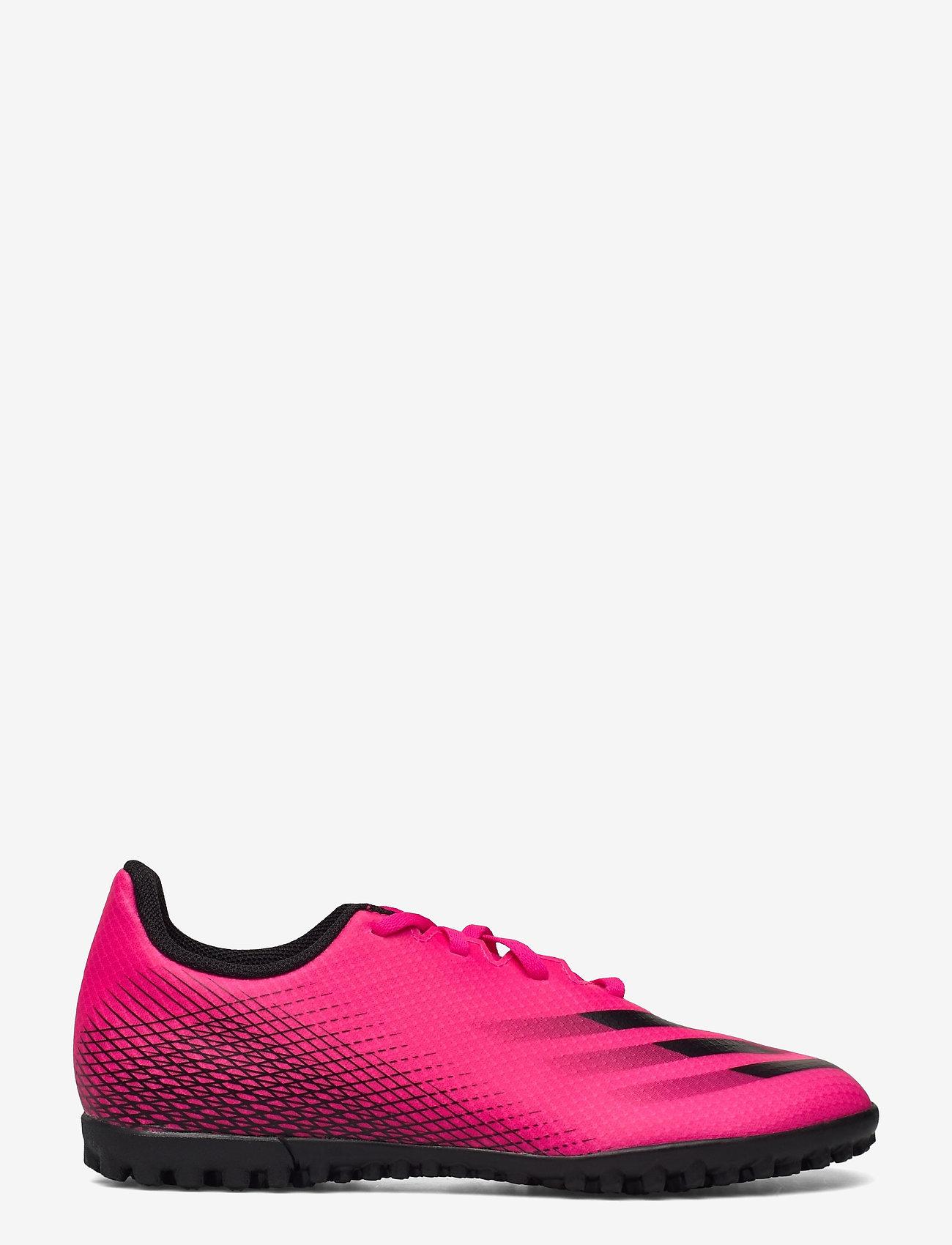 adidas Performance - X Ghosted.4 Turf Boots - fodboldsko - shopnk/cblack/cblack - 1