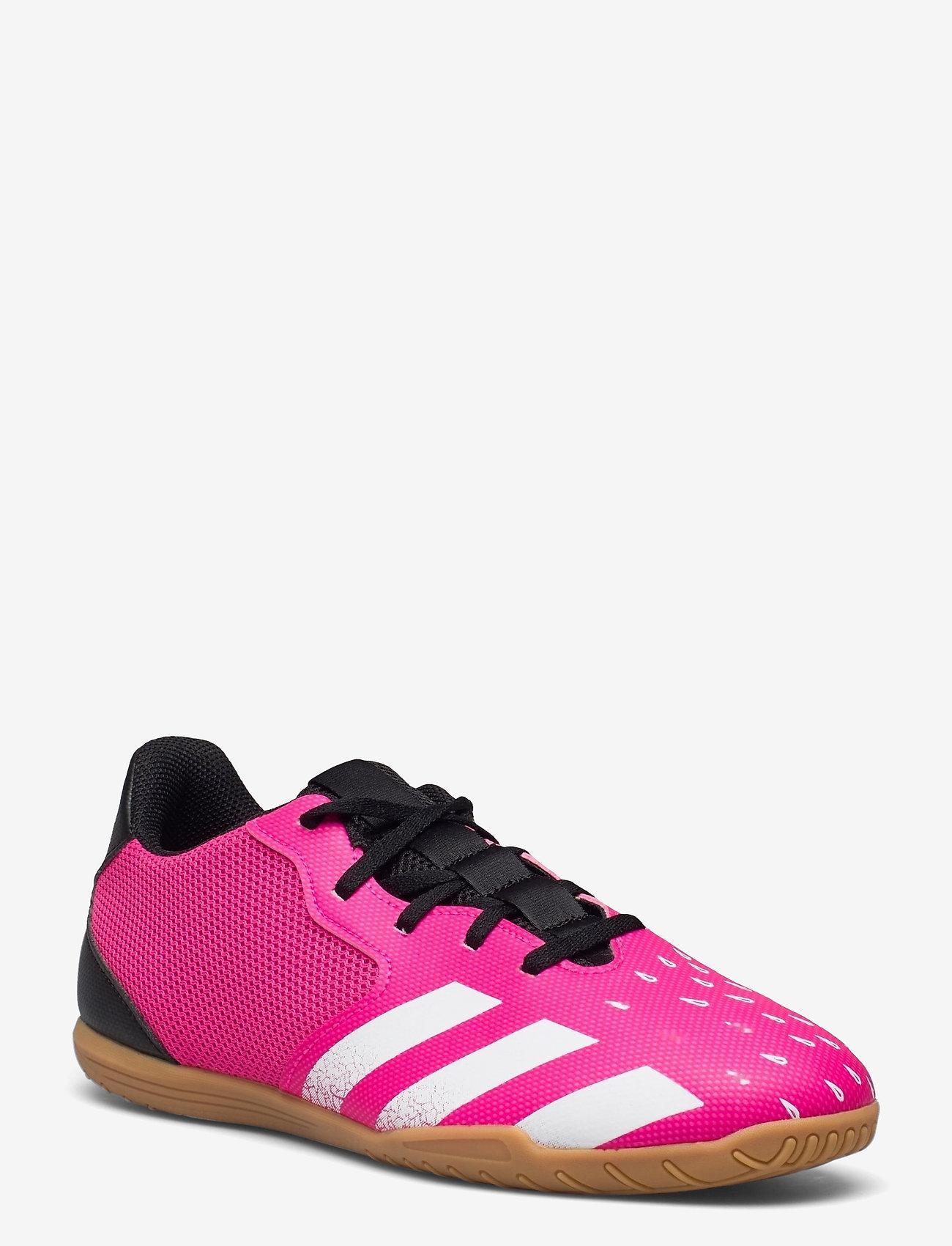 adidas Performance - Predator Freak.4 Sala Indoor Boots - fodboldsko - shopnk/ftwwht/cblack - 1